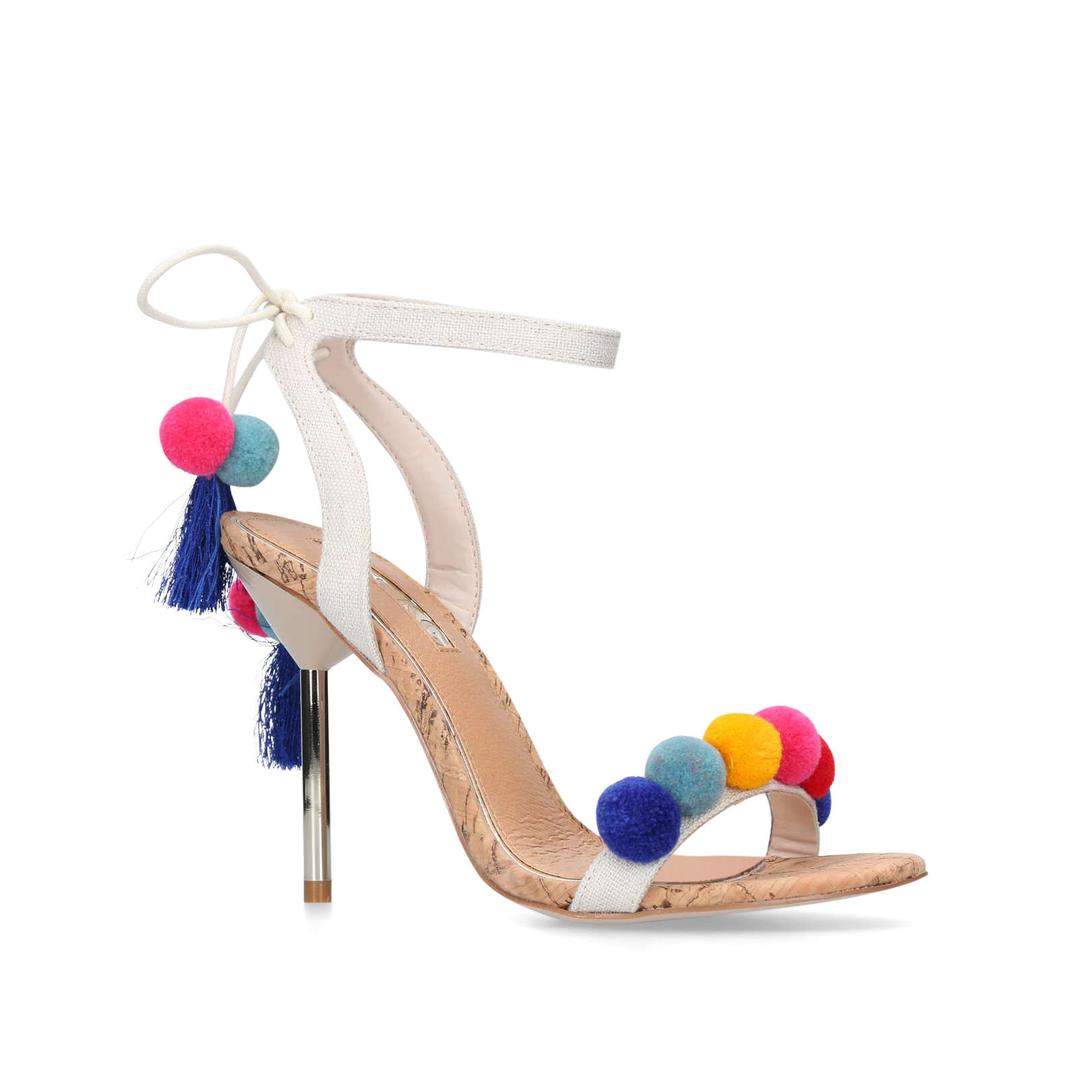 Miss KG FLEUR - High heeled sandals - multicolor W80CgEL