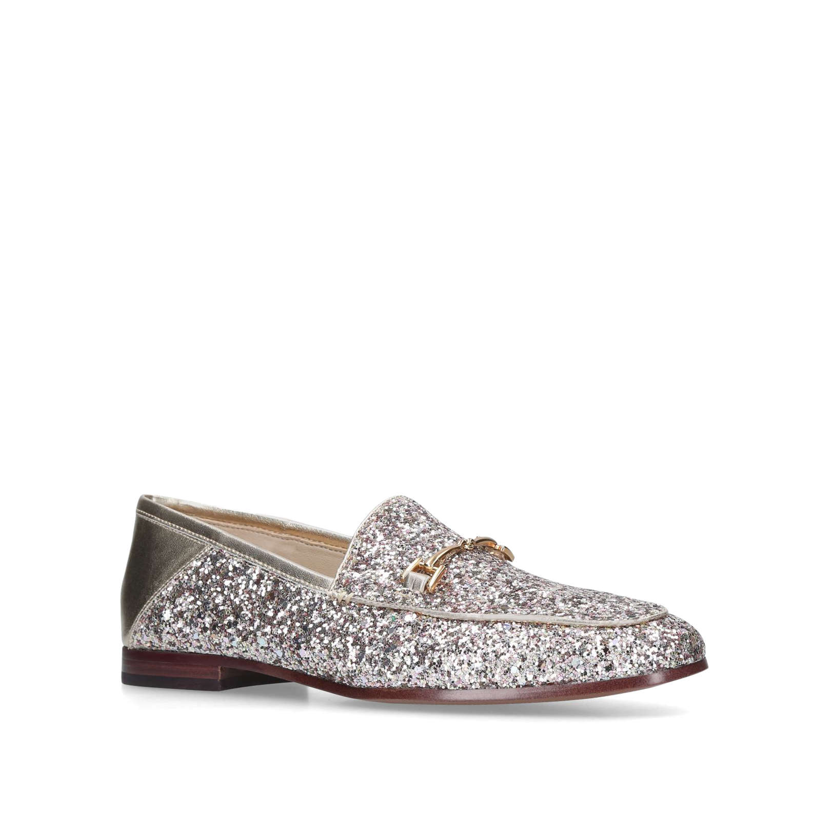 c0ea0687a93 LORAINE LOAFER Loraine Loafer No Heel Flats Sam Edelman Gold by SAM ...