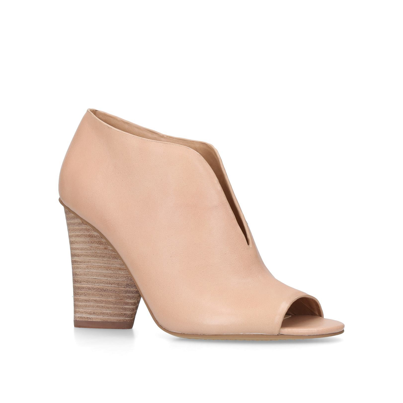 aa27408429 Vince Camuto   ANDRITA Nude Open Toe Shoe Boots by VINCE CAMUTO