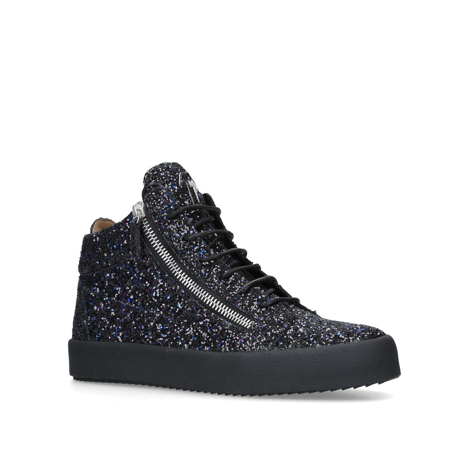 GLITTER LOW TOP - GIUSEPPE ZANOTTI Sneakers