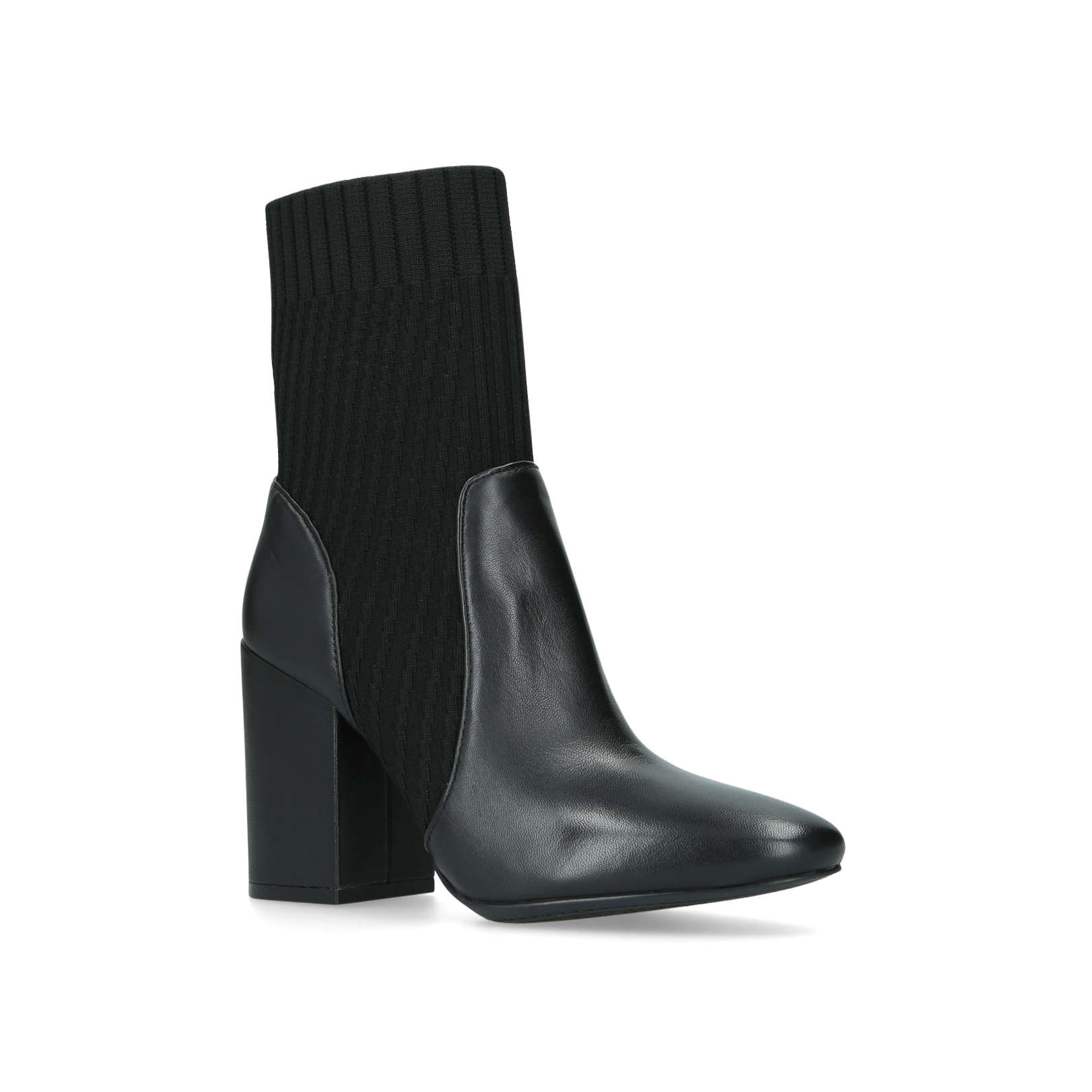ed618337d7f DIANDRA Diandra 100 Mm Heel Ankle Boots Vince Camuto Black by VINCE CAMUTO