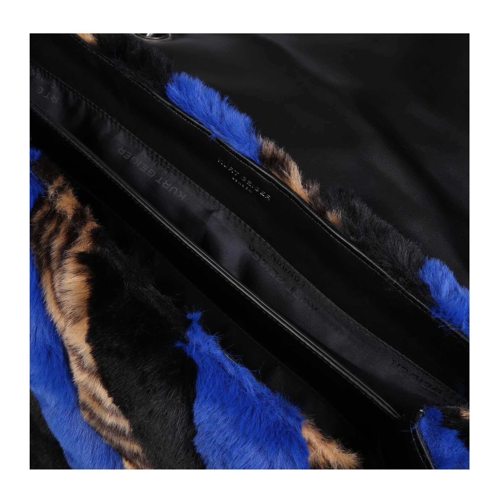 Faux Fur Xxl Soho Bag Kurt Geiger London Day Bags