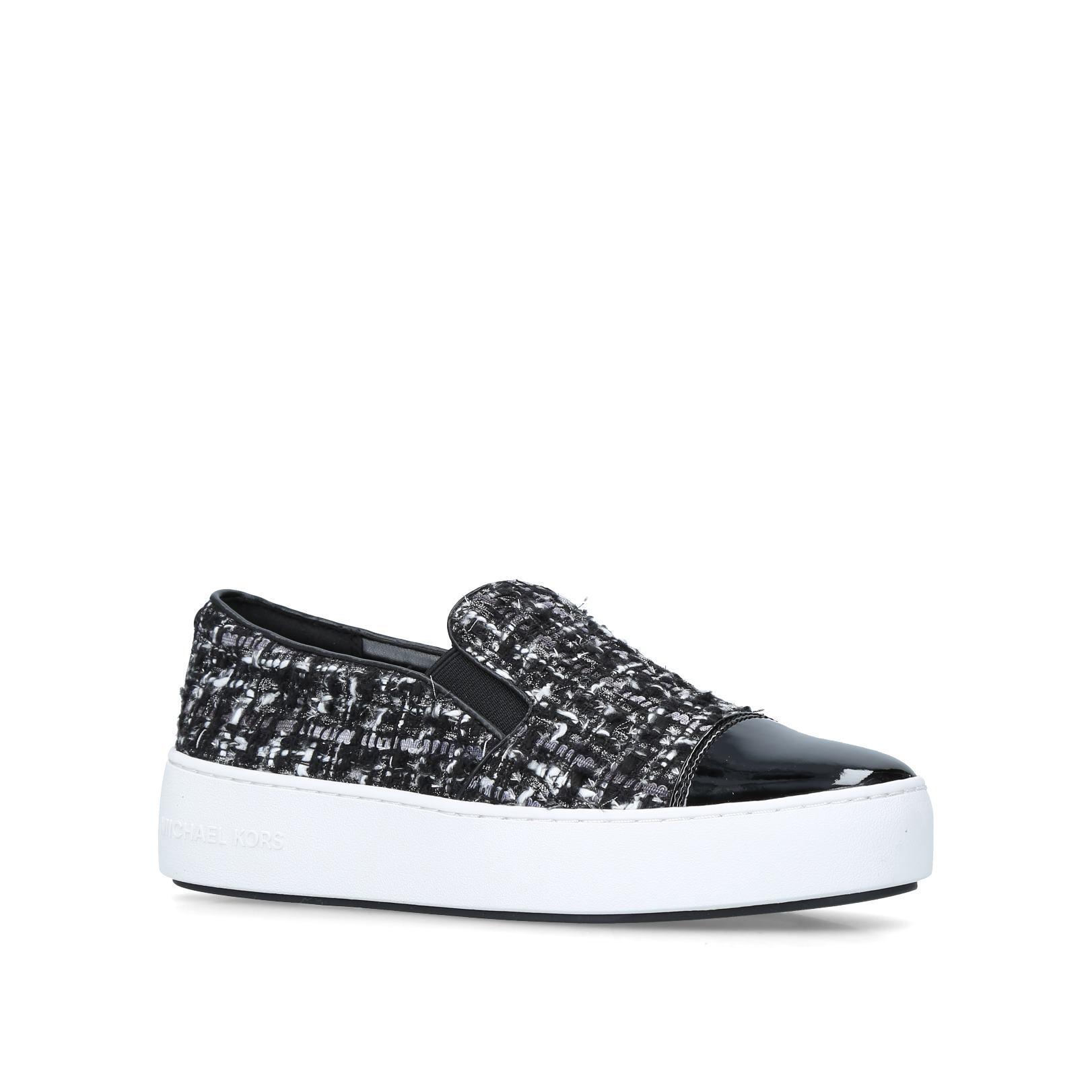 ddf6525dcf4 TIA SLIP ON Tia Slip On No Heel Sneakers Michael Michael Kors Blk ...