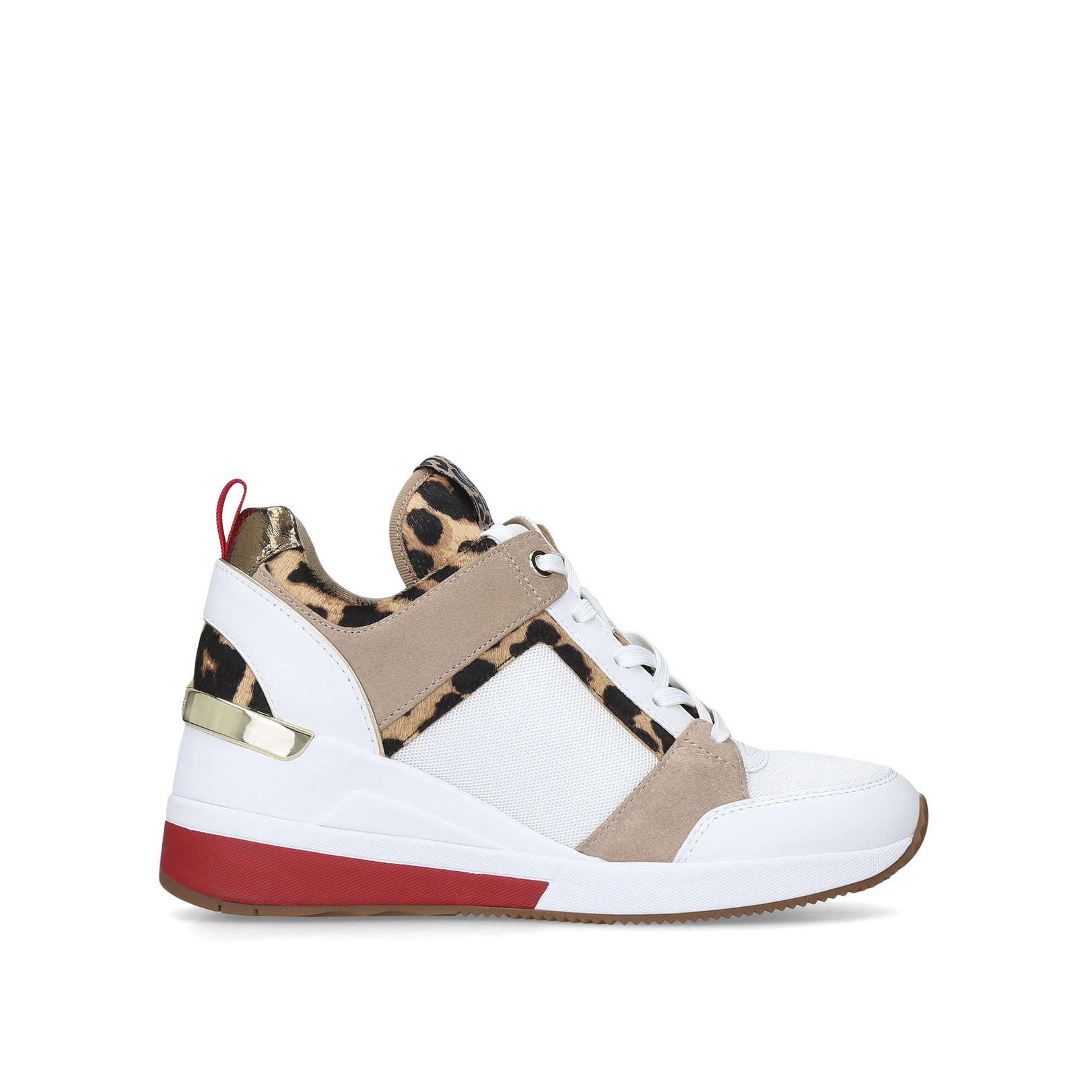 michael michael kors georgie trainer sneakers