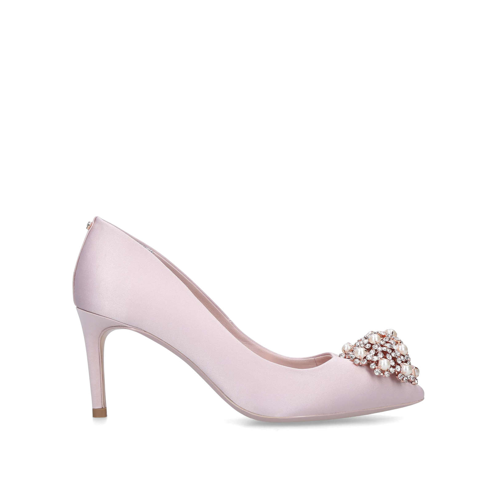 041bdcf2019 DAHRLIN Dahrlin Ted Baker Occasion High Heel +60Mm Pale Pink by TED BAKER