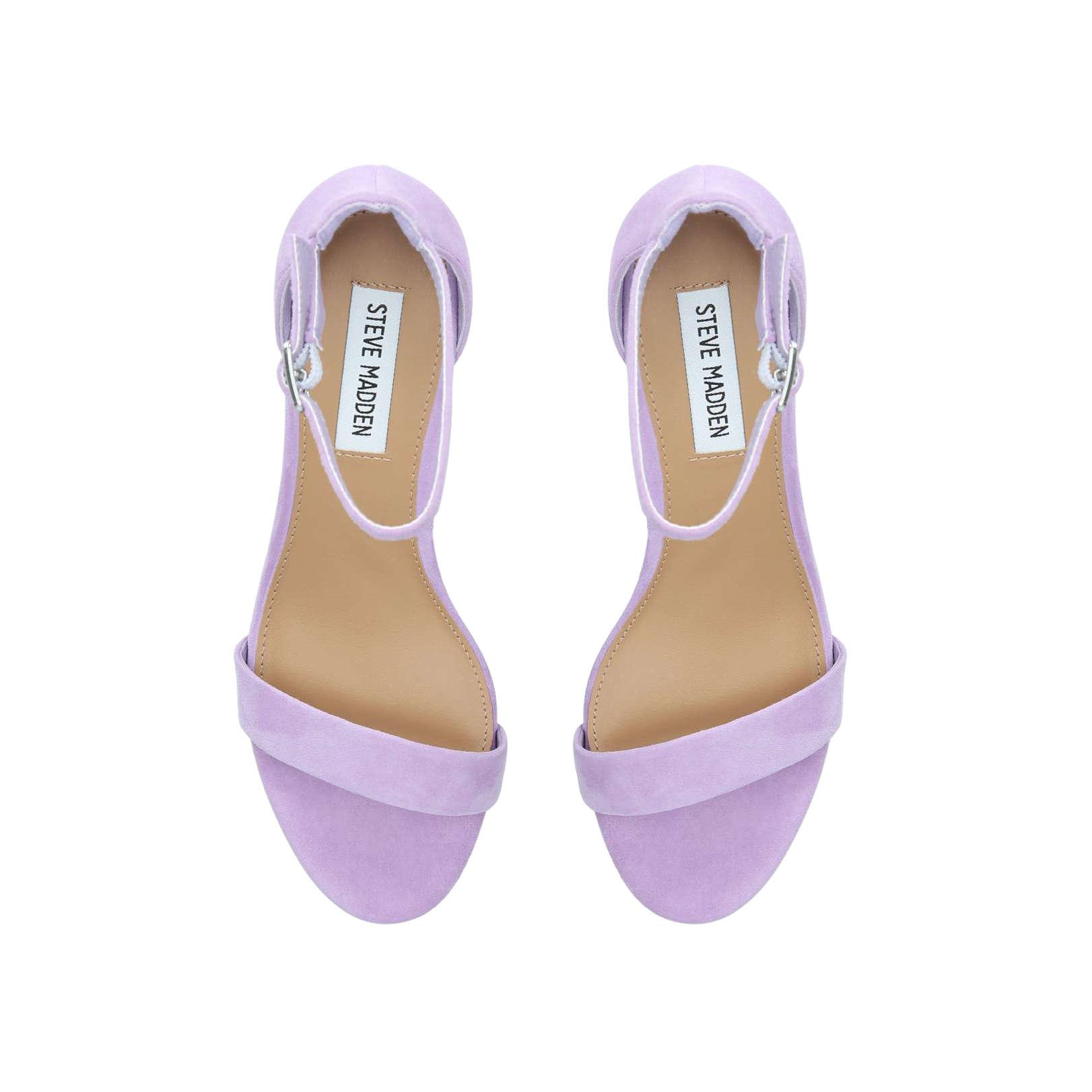 c6644b27f79 IRENEE Irenee Steve Madden Summer Medium Heel 21-55Mm Lilac by STEVE ...