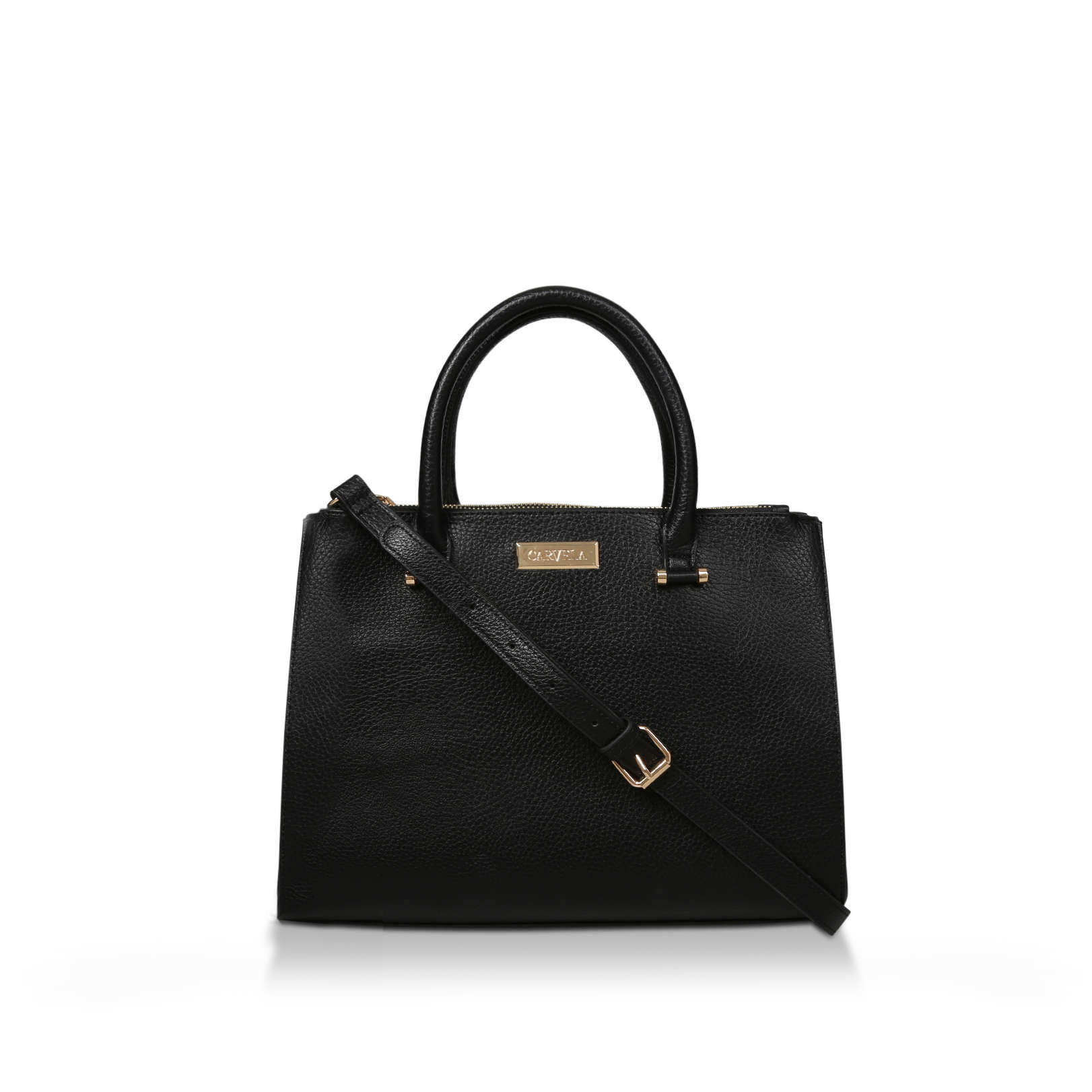 Denny Dbl Zip Compartment by Carvela