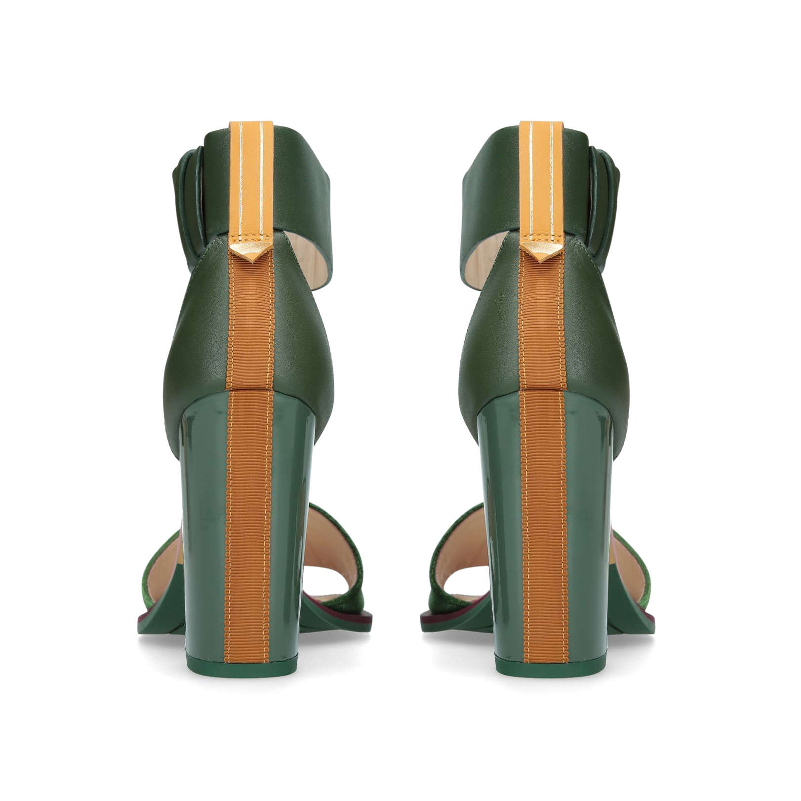 2007aa2e3ab2 ERRITA Errita High Heel +60Mm Occasion Ted Baker Green by TED BAKER