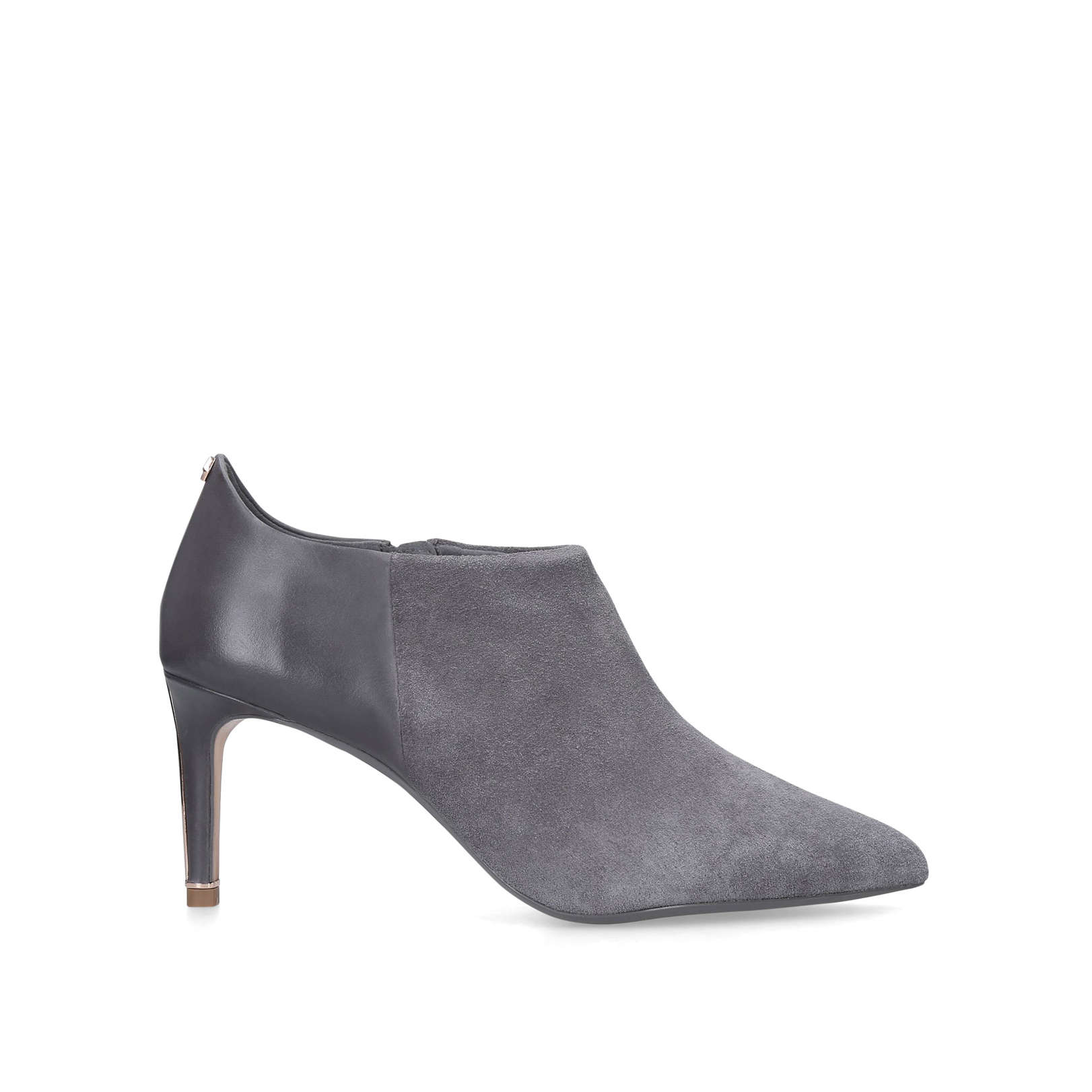 3f923d467449 AKASHERS Akashers Ted Baker Ankle Boots Grey by TED BAKER