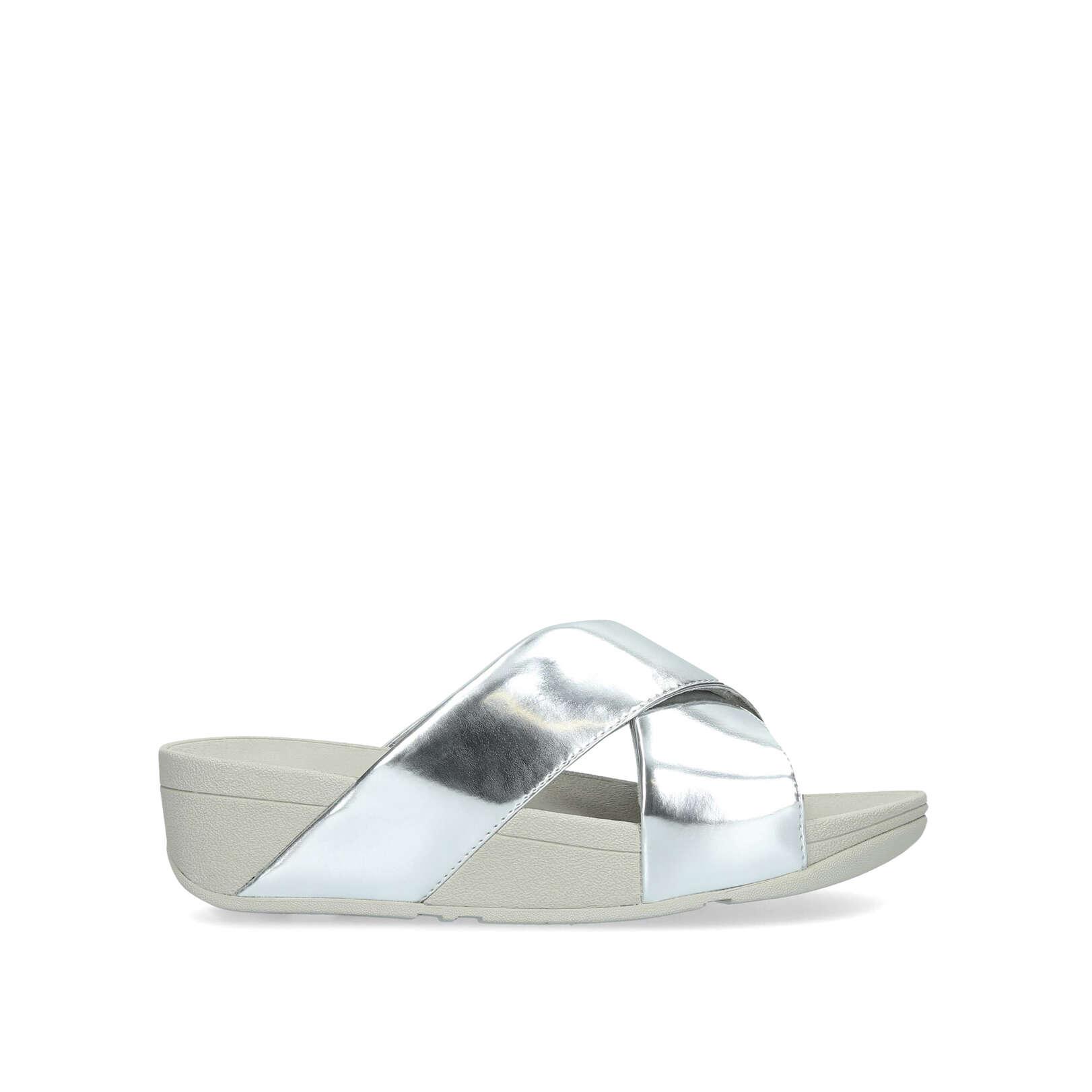 fitflop lulu silver
