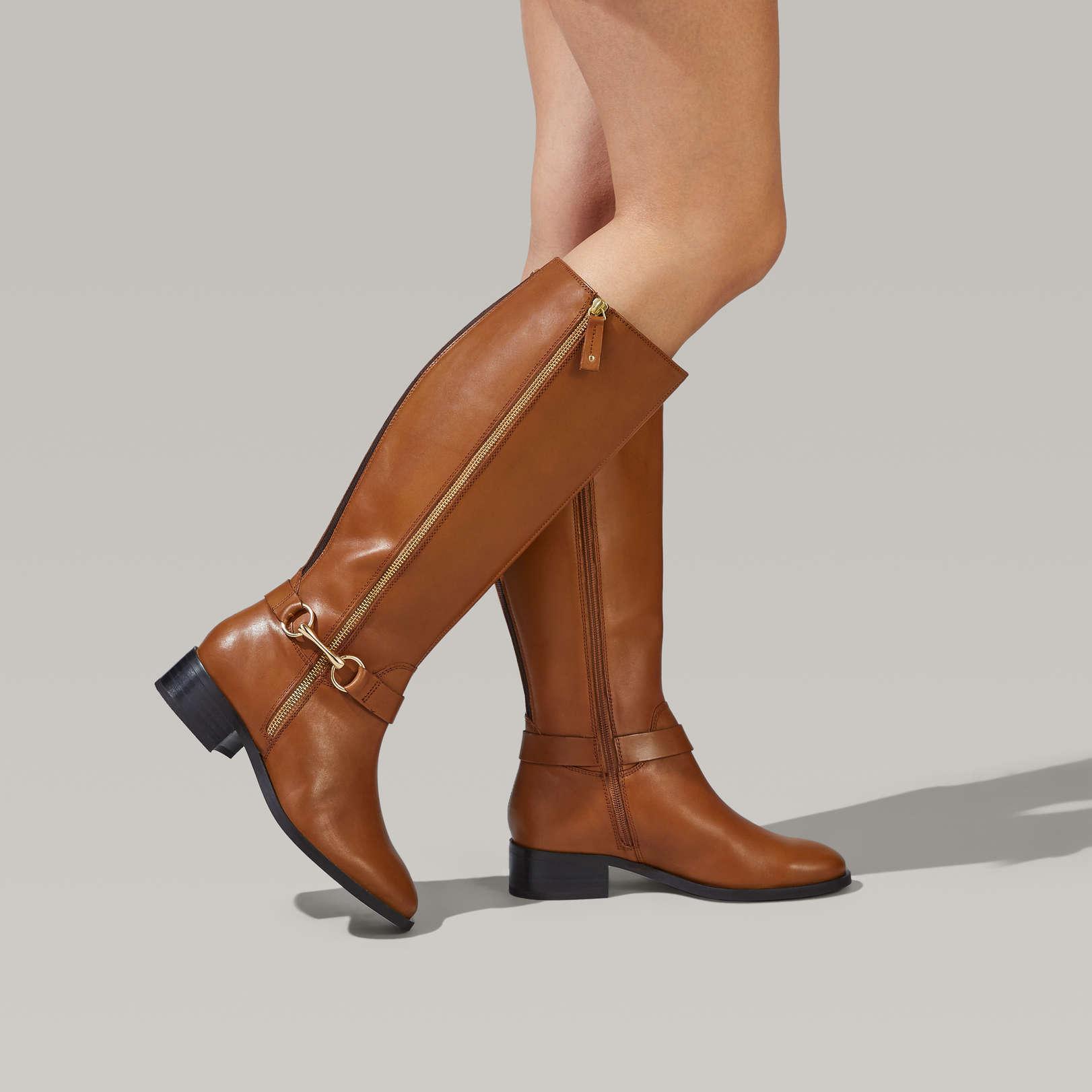 WAFFLES - CARVELA High Leg Boots