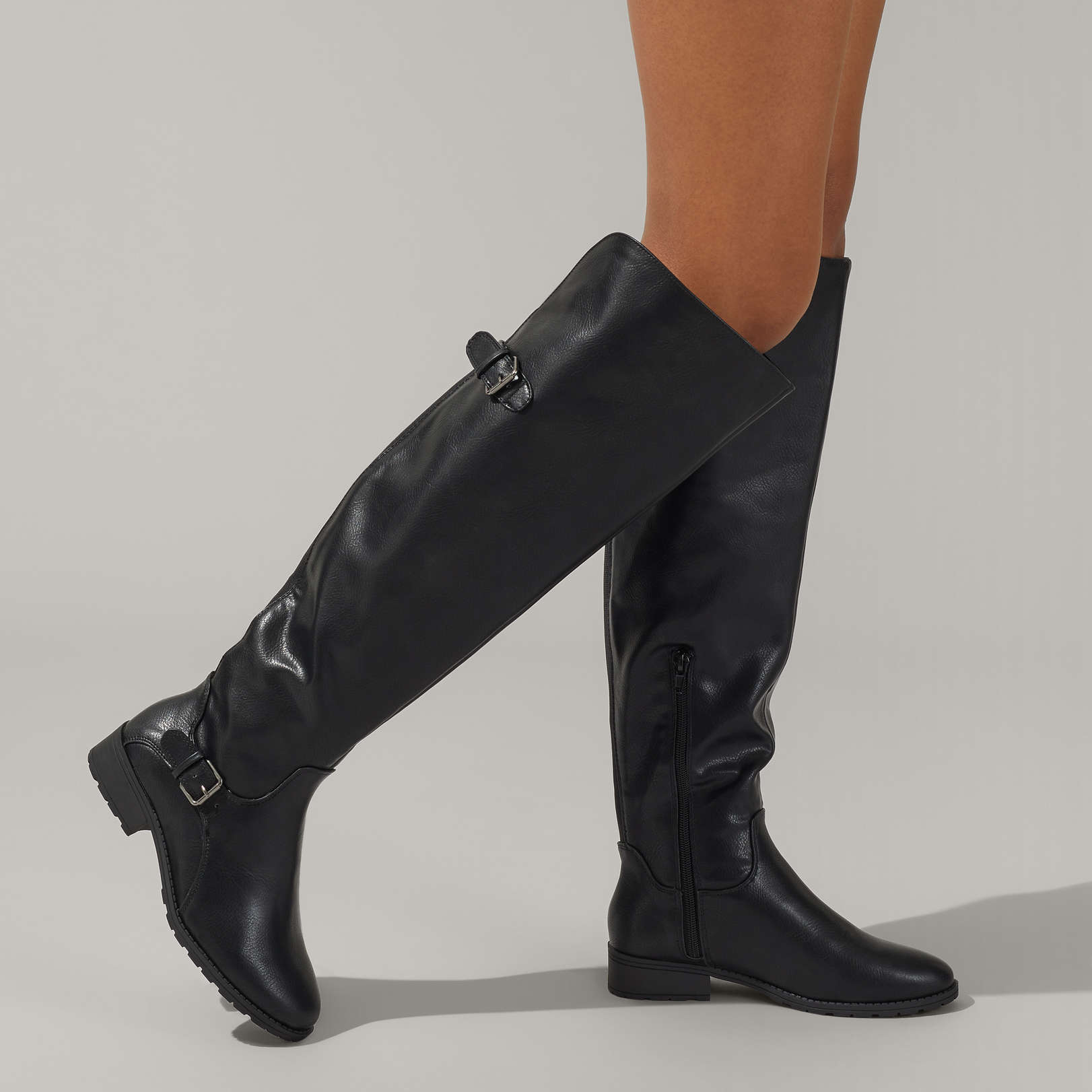 HAPPILY - MISS KG High Leg Boots