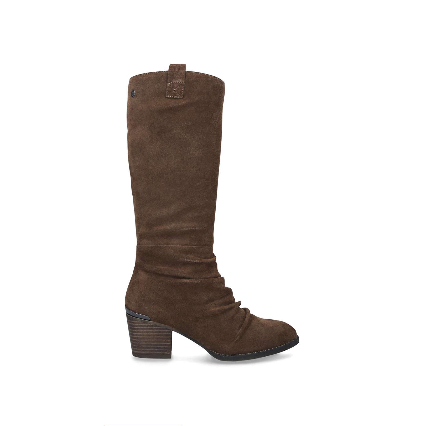 ELISSA - CARMELA High Leg Boots