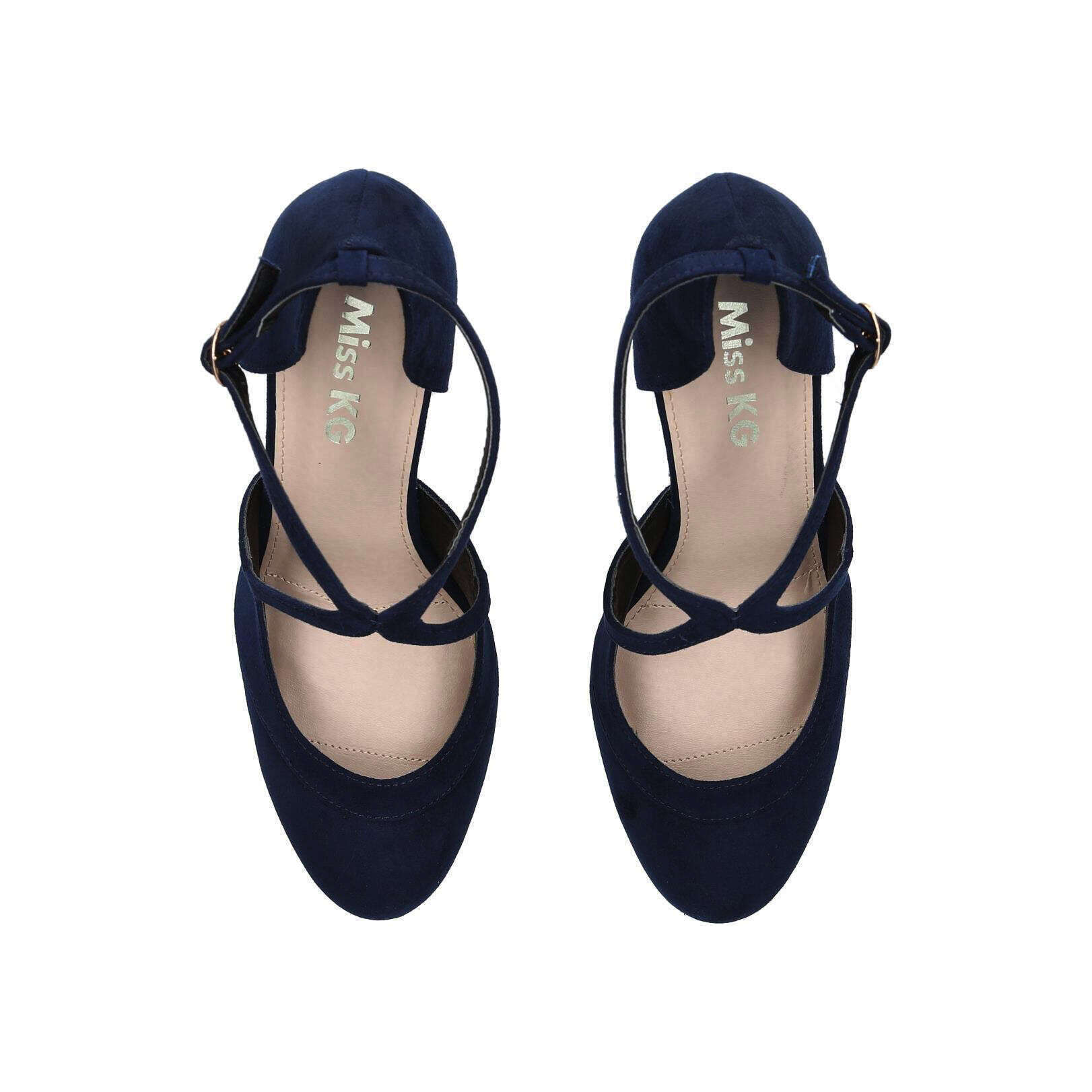 Womens Shoes Navy Blue Pumps