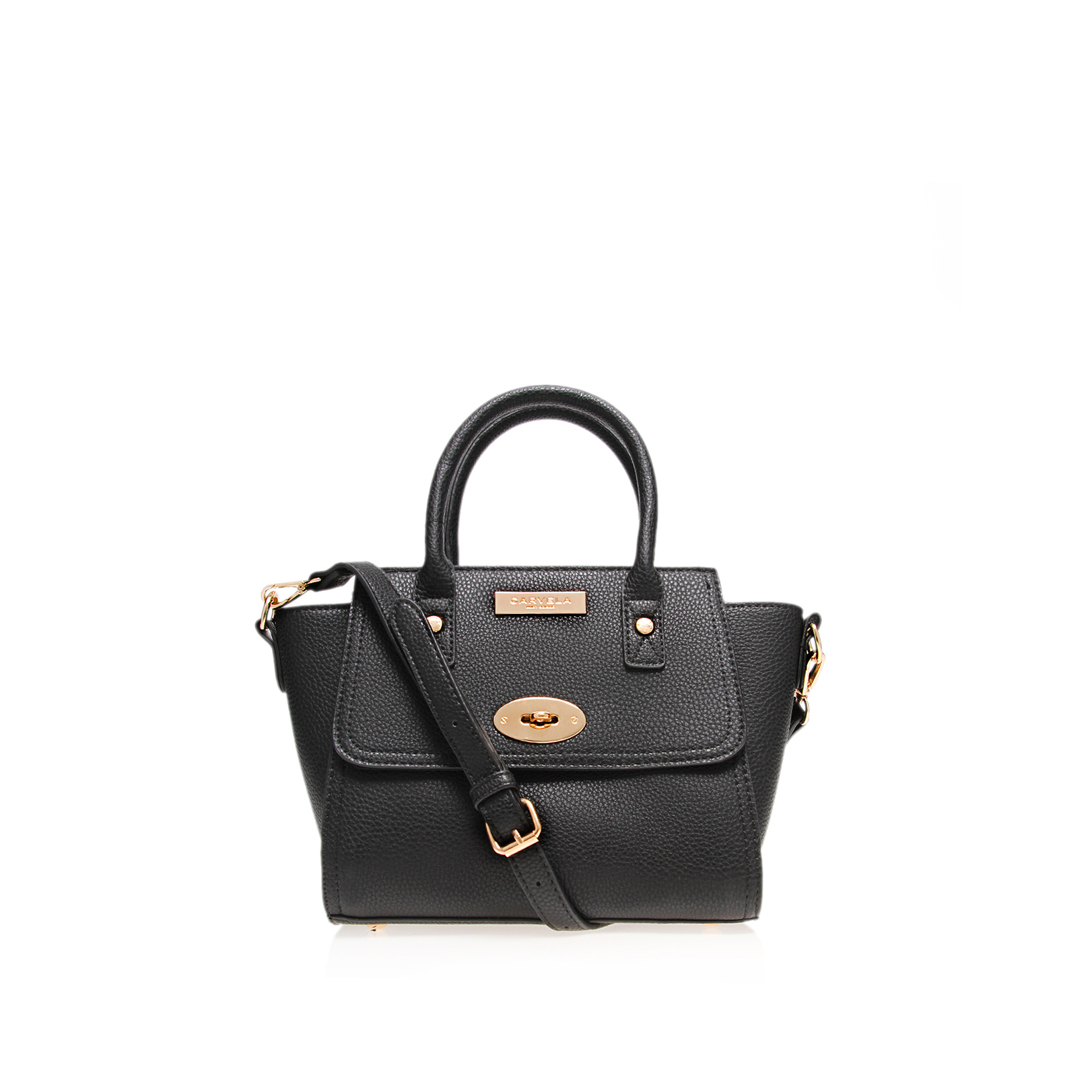 ANNELISE LOCK BAG