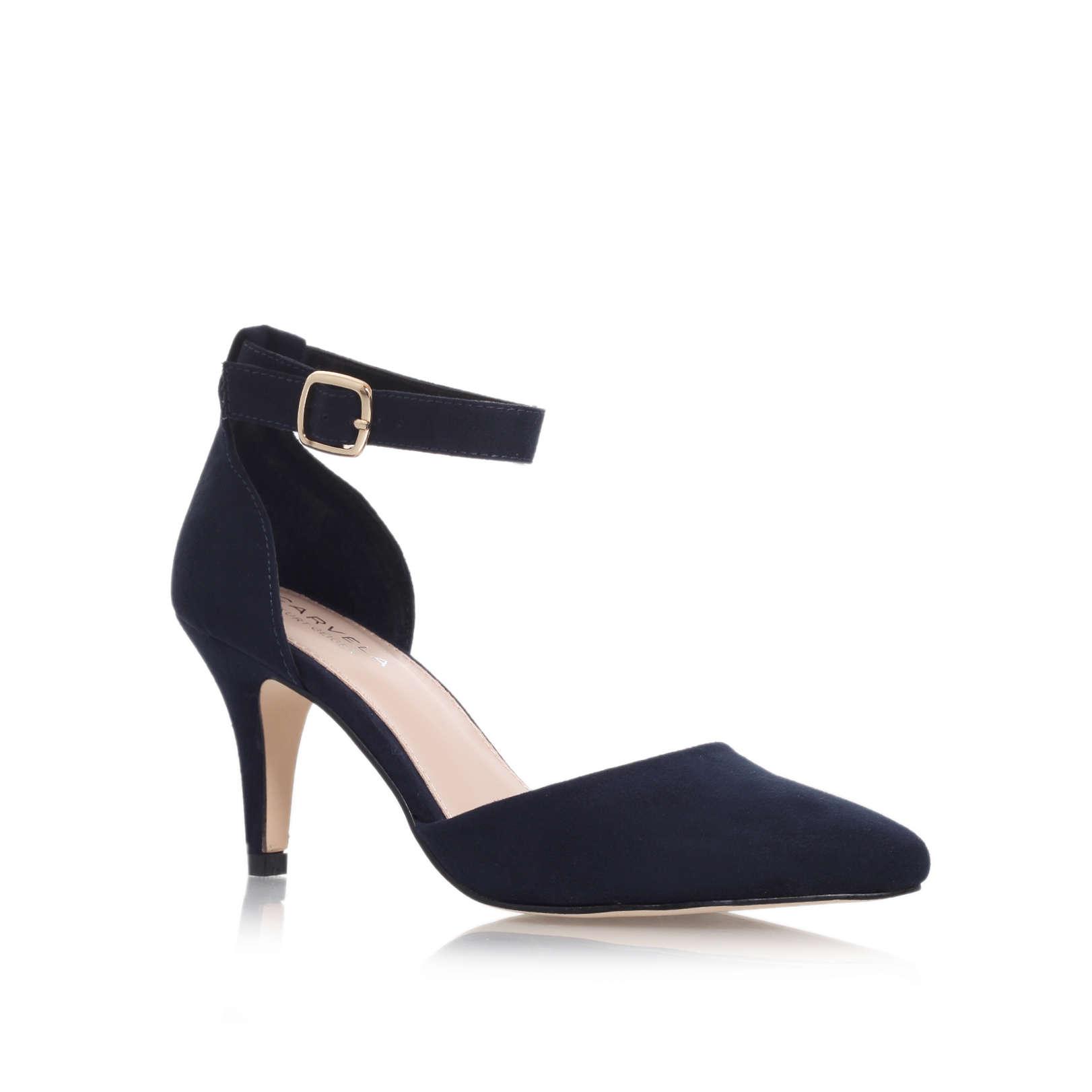 Wide Strap Sandals Low Heals Shoes