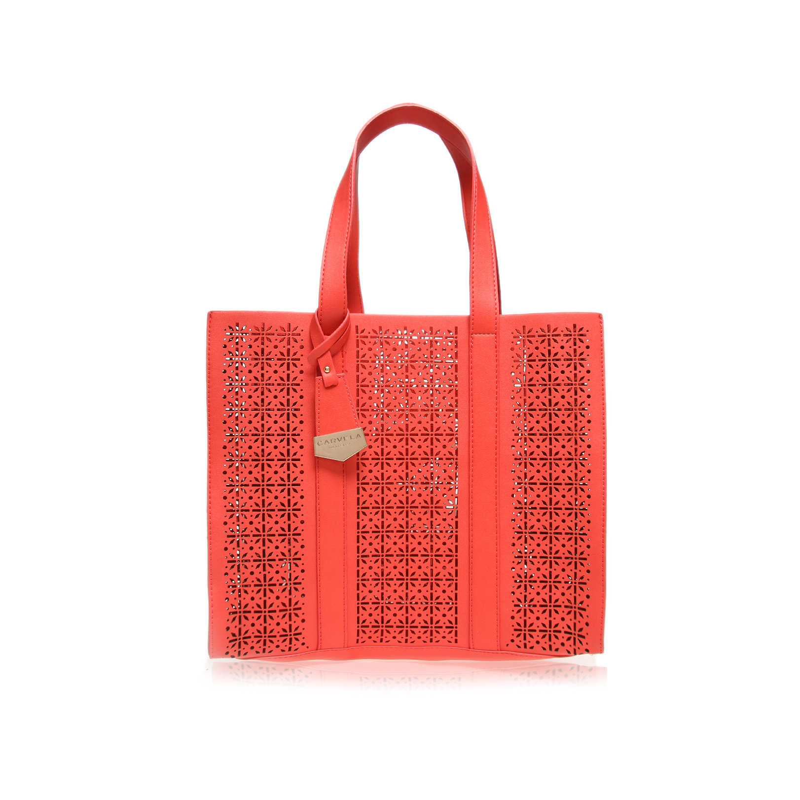 DANIELLE TOTE CUT OUT BAG