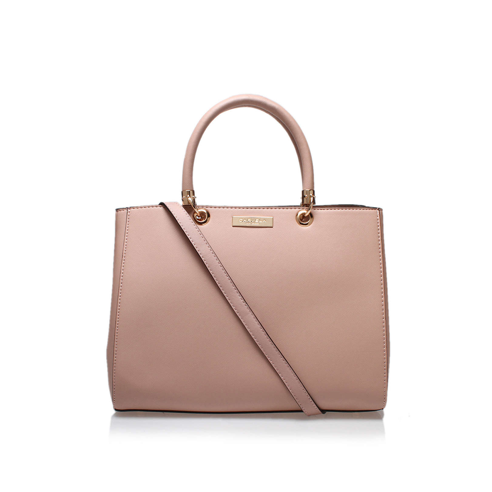 DARLA STRUCTURED TOTE