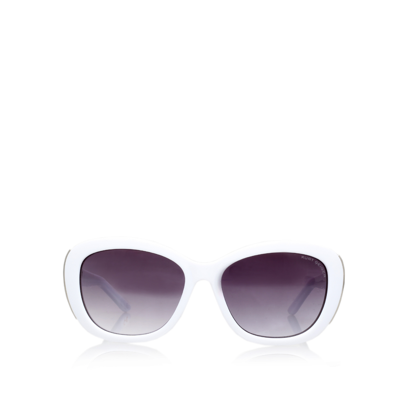 ACETATE OVAL SUNGLASSES
