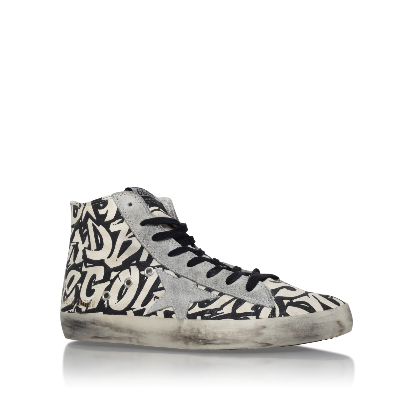 FRANCY GRAFF HI TOP