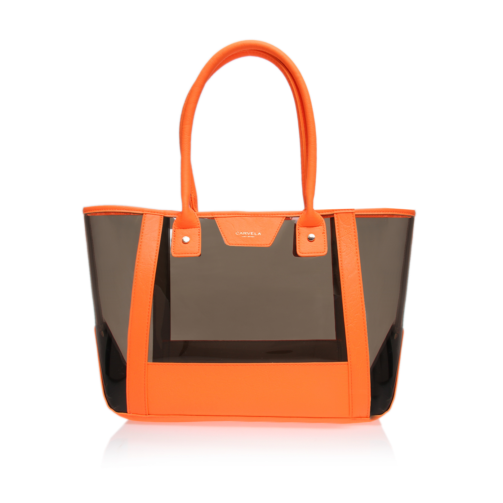 FREYA PERSPEX SHOPPER