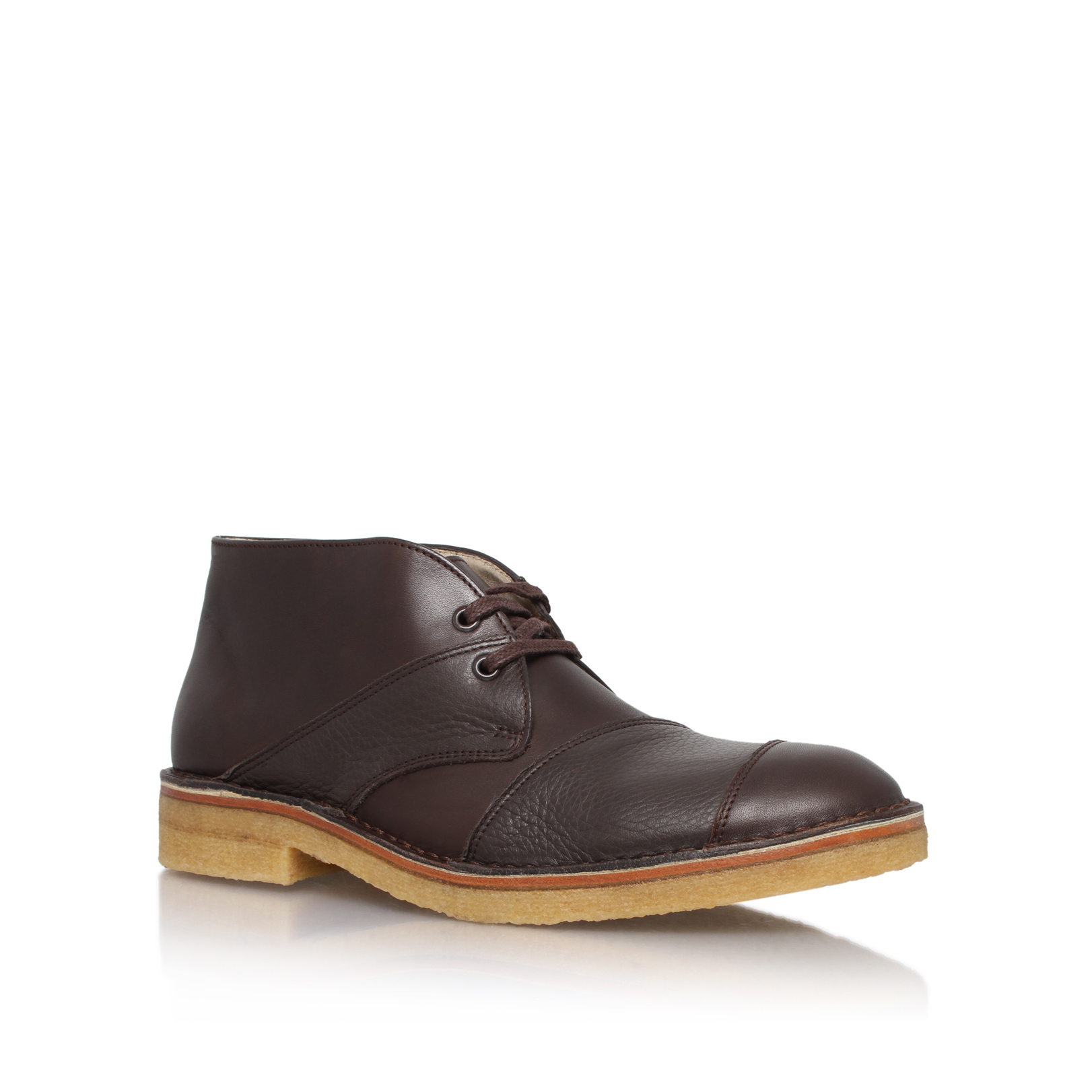 PANELLED CHUKKA BOOT