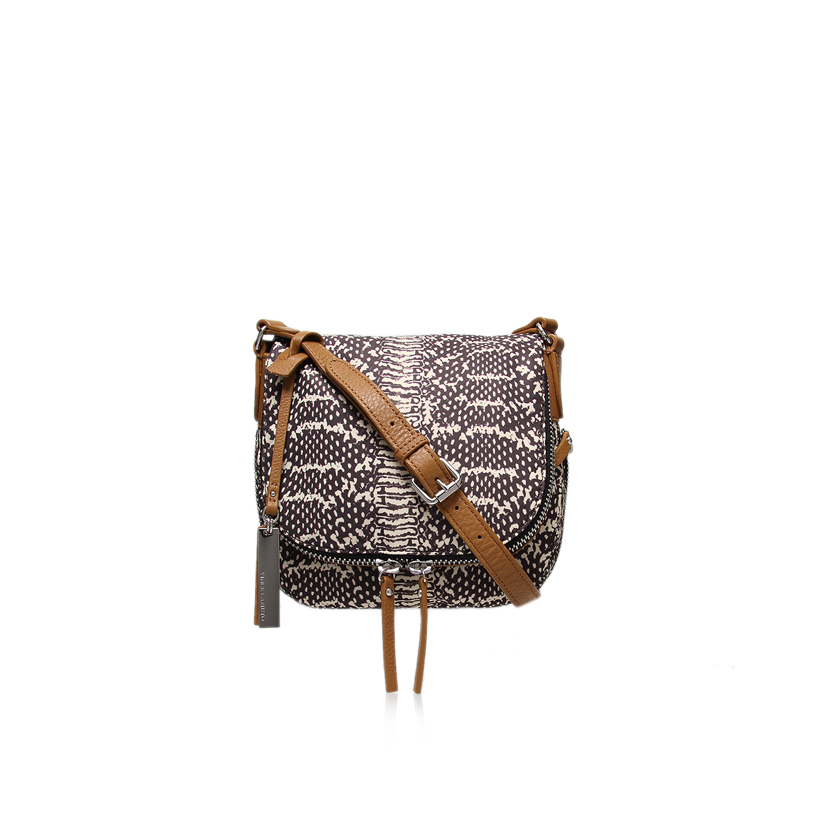 BAILY NYLON CROSSBODY