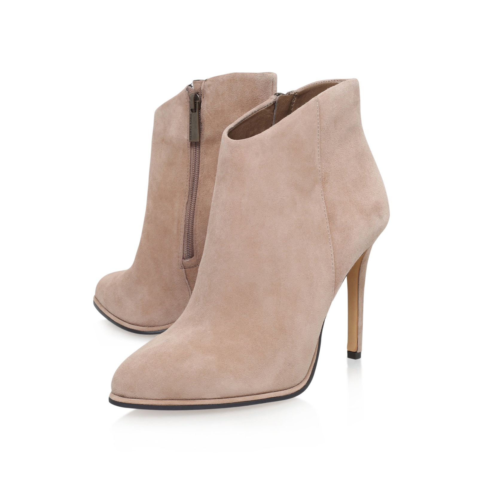 Ankle Shoe Boots Heel