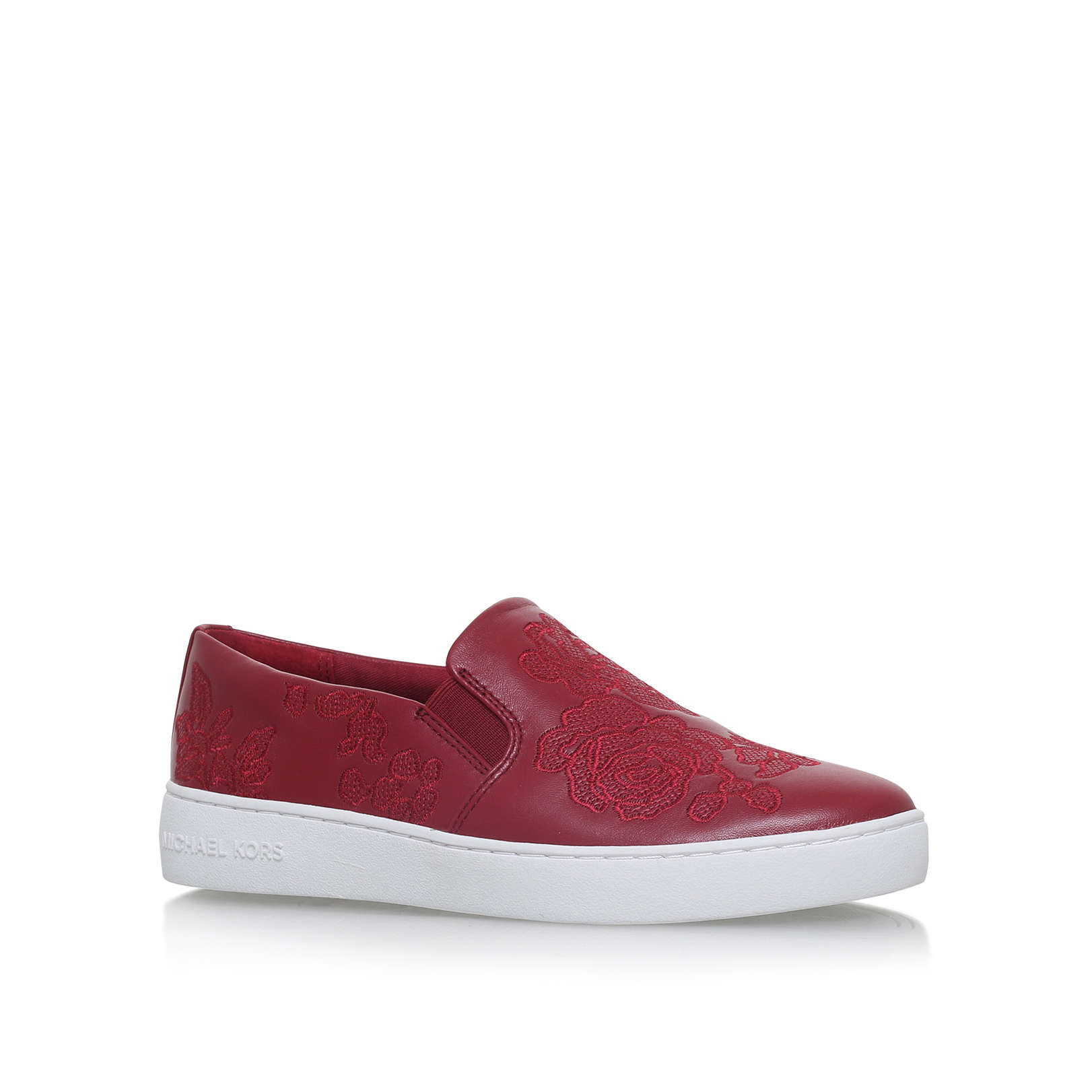 Womens Michael Kors Shoes Trainers Shoeaholics Flash  Olivia Sneakers Keaton Slip On From