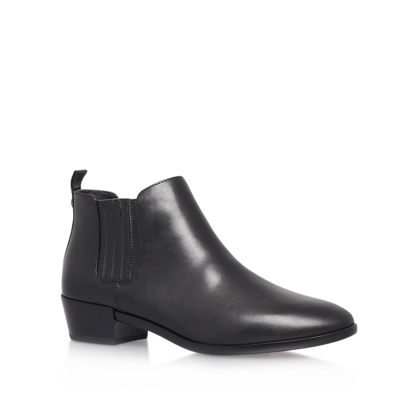 SHAW FLAT BOOTIE