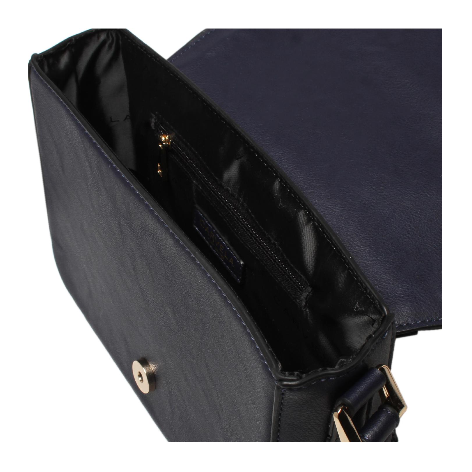f8e968bd88 CALE X BODY FUR BAG Carvela Cale Navy Fur Crossbody Bag by CARVELA