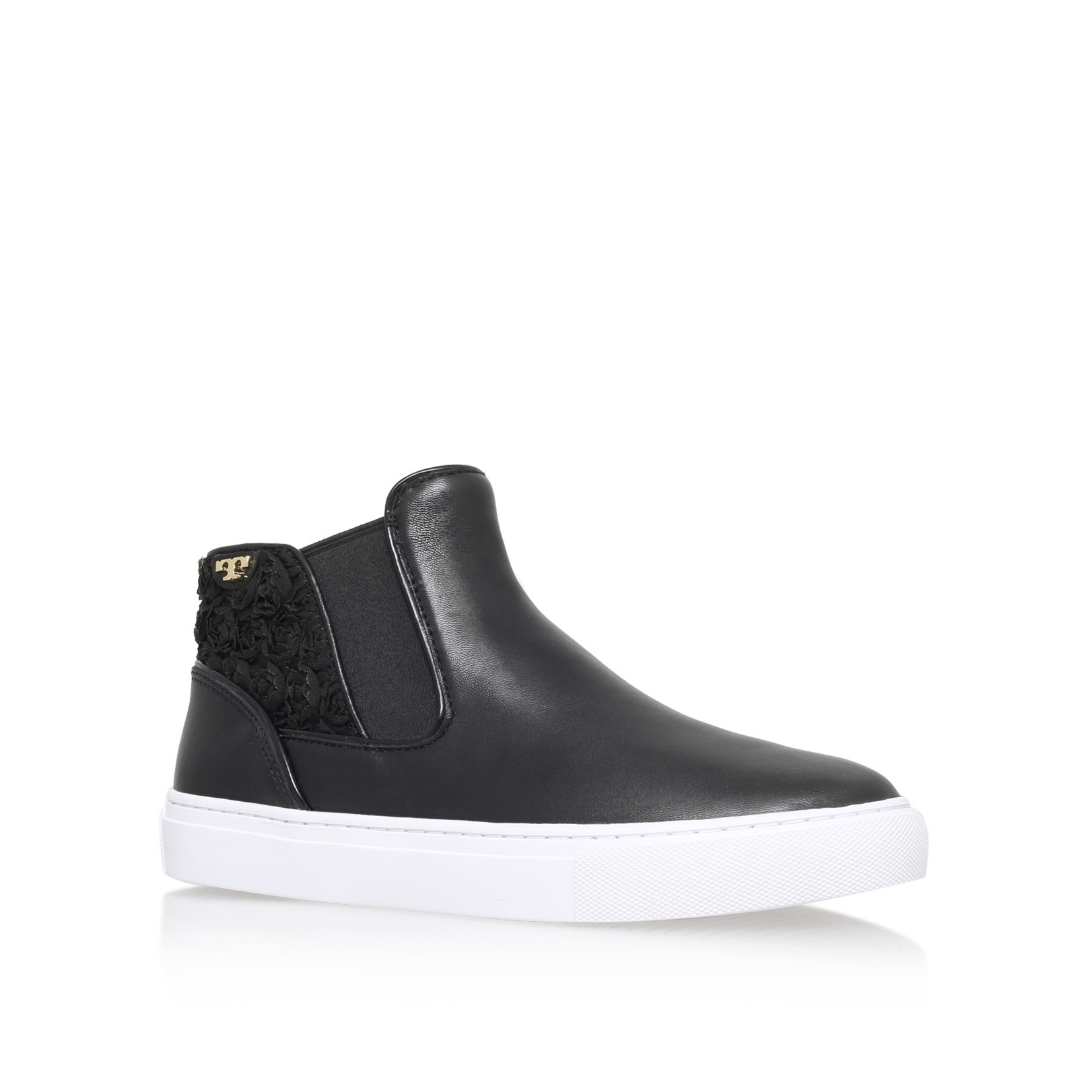 ROSETTE HIGH TOP SNEAKER