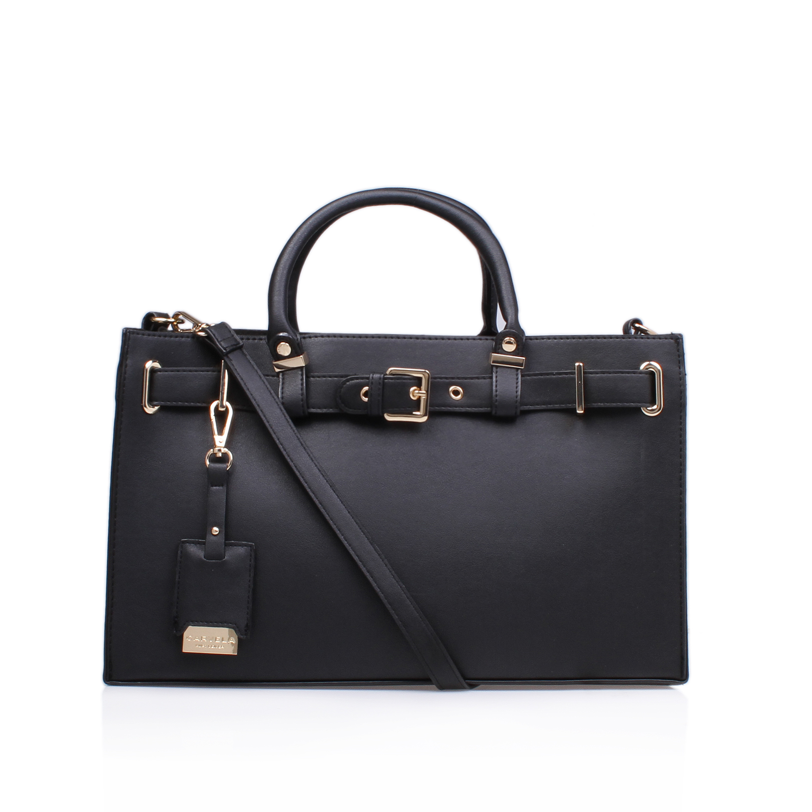 JEM BELTED TOTE