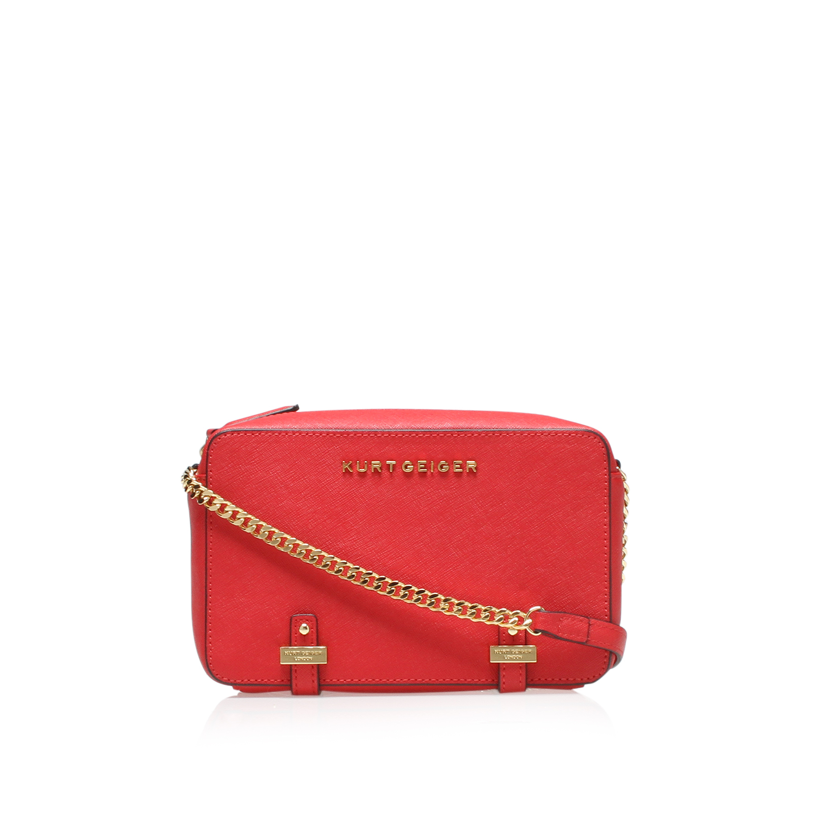 SAFFIANO ABBEY CROSS BODY