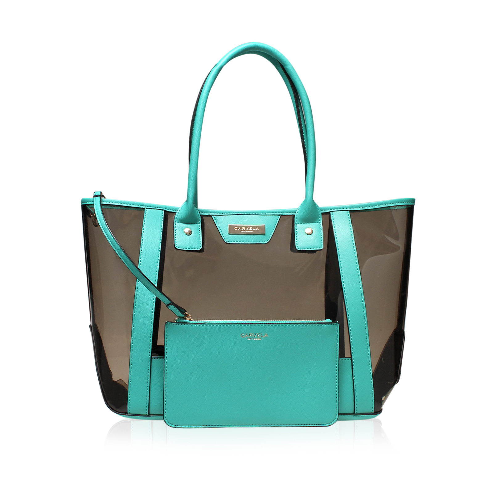 LAYLA PERSPEX SHOPPER