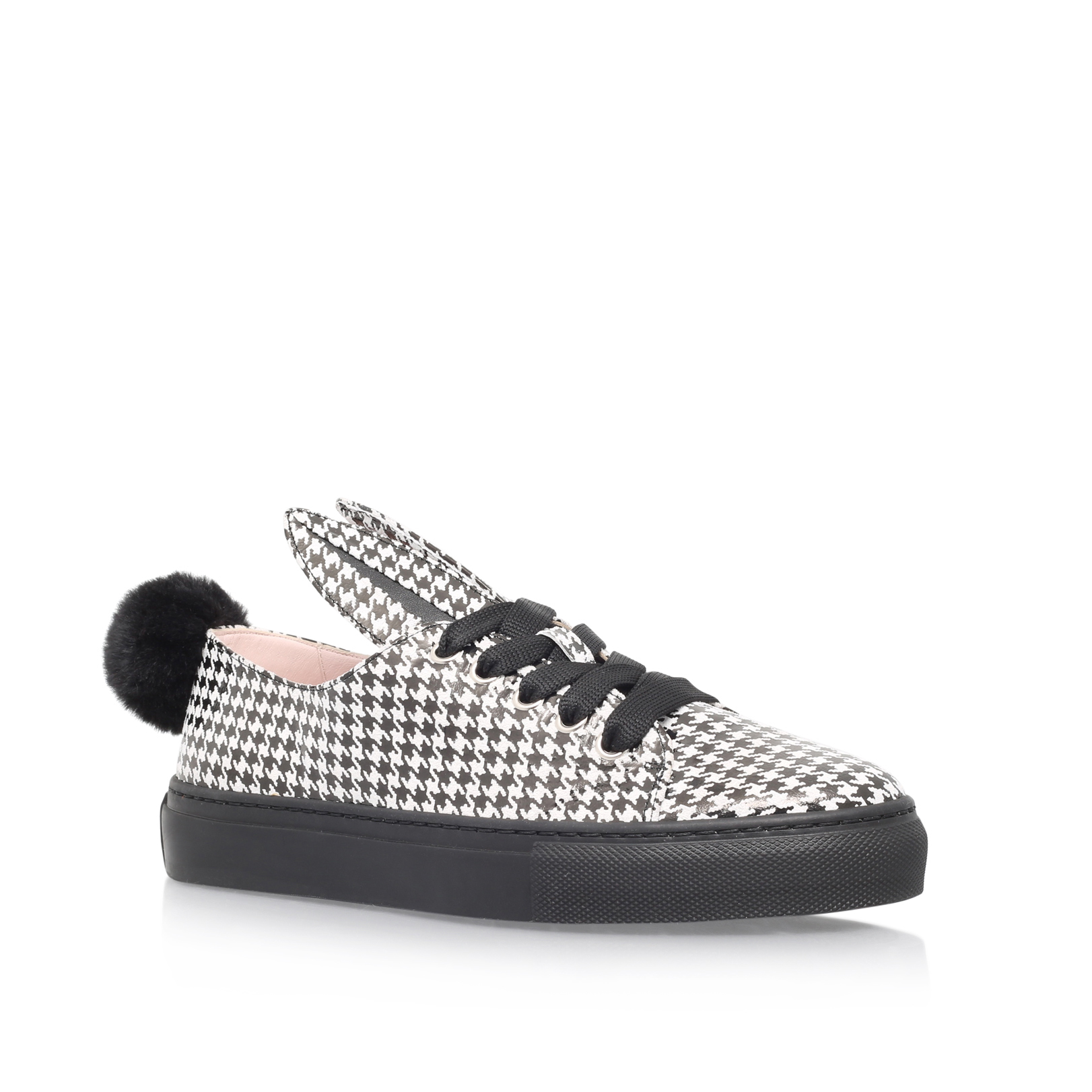 TAIL SNEAKS HOUNDSTOOTH