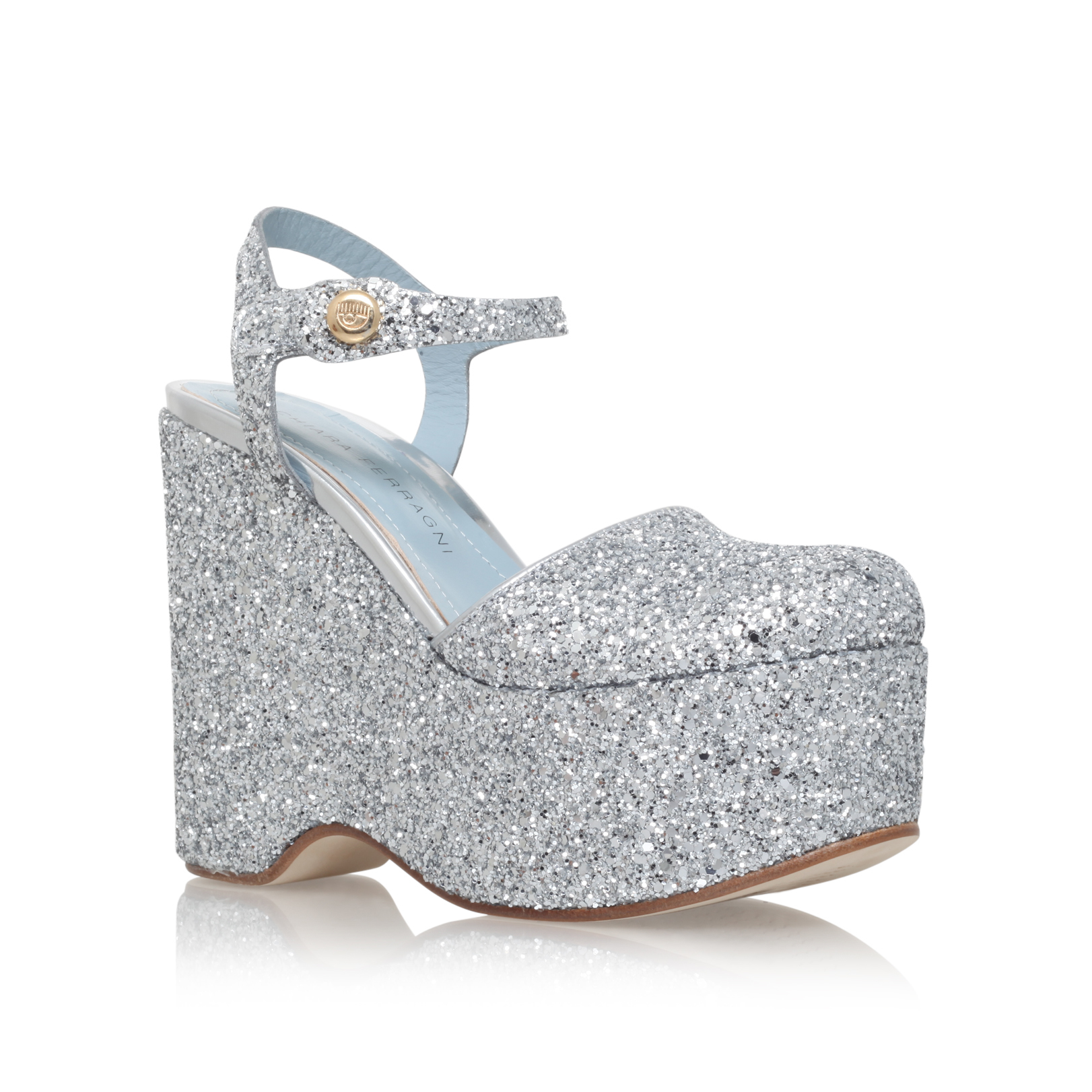 MJ WEDGE GLITTER