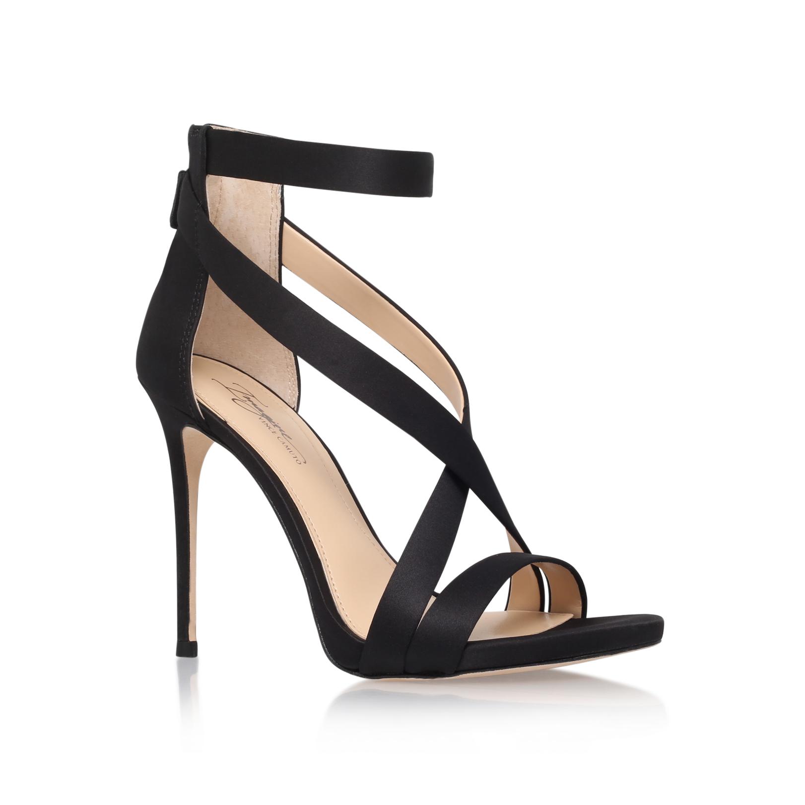 Acheter Pas Cher Payer Avec Visa Imaginez Camuto Vince Devin Sandale Stiletto En Cuir Moulantes Shopping En Ligne mgPRf