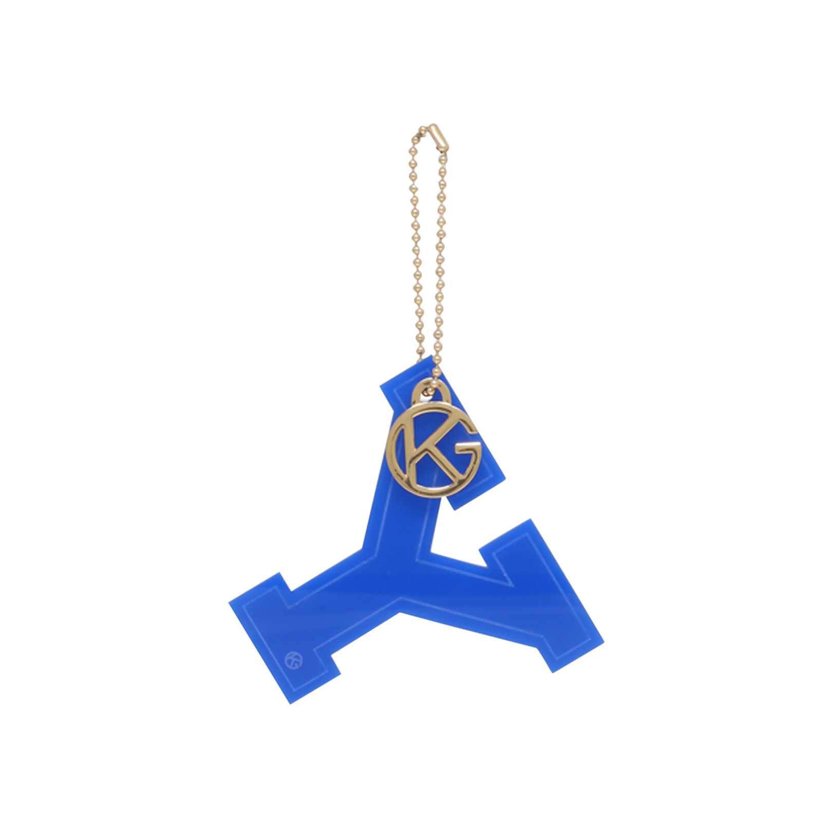 LETTER Y CHARM