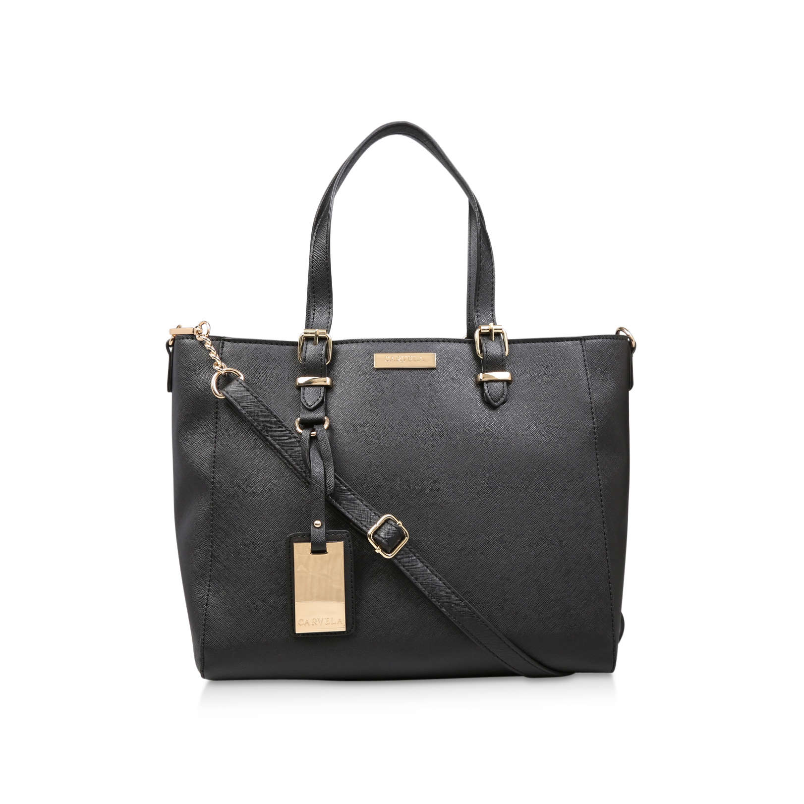 DINA2 WINGED TOTE