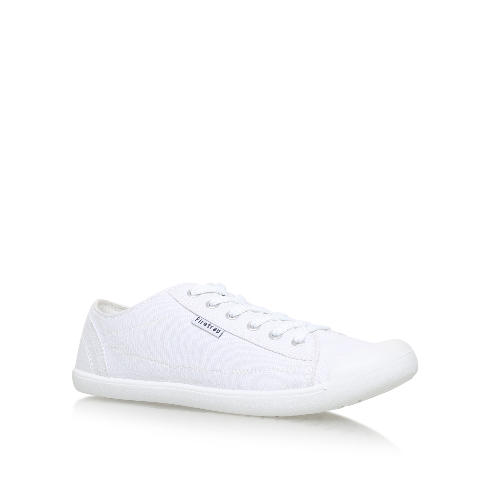 CANVAS FLAT LACE UP