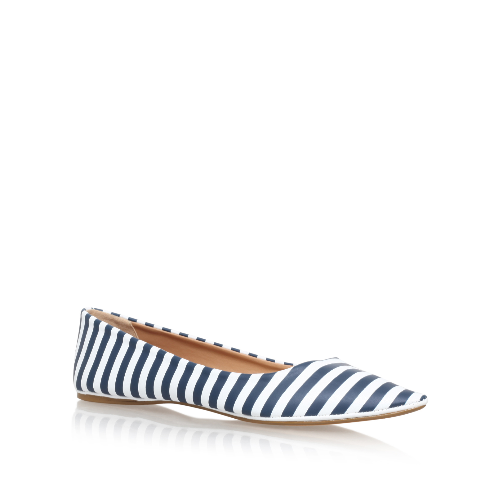 STRIPED  SLIP ON SHOE