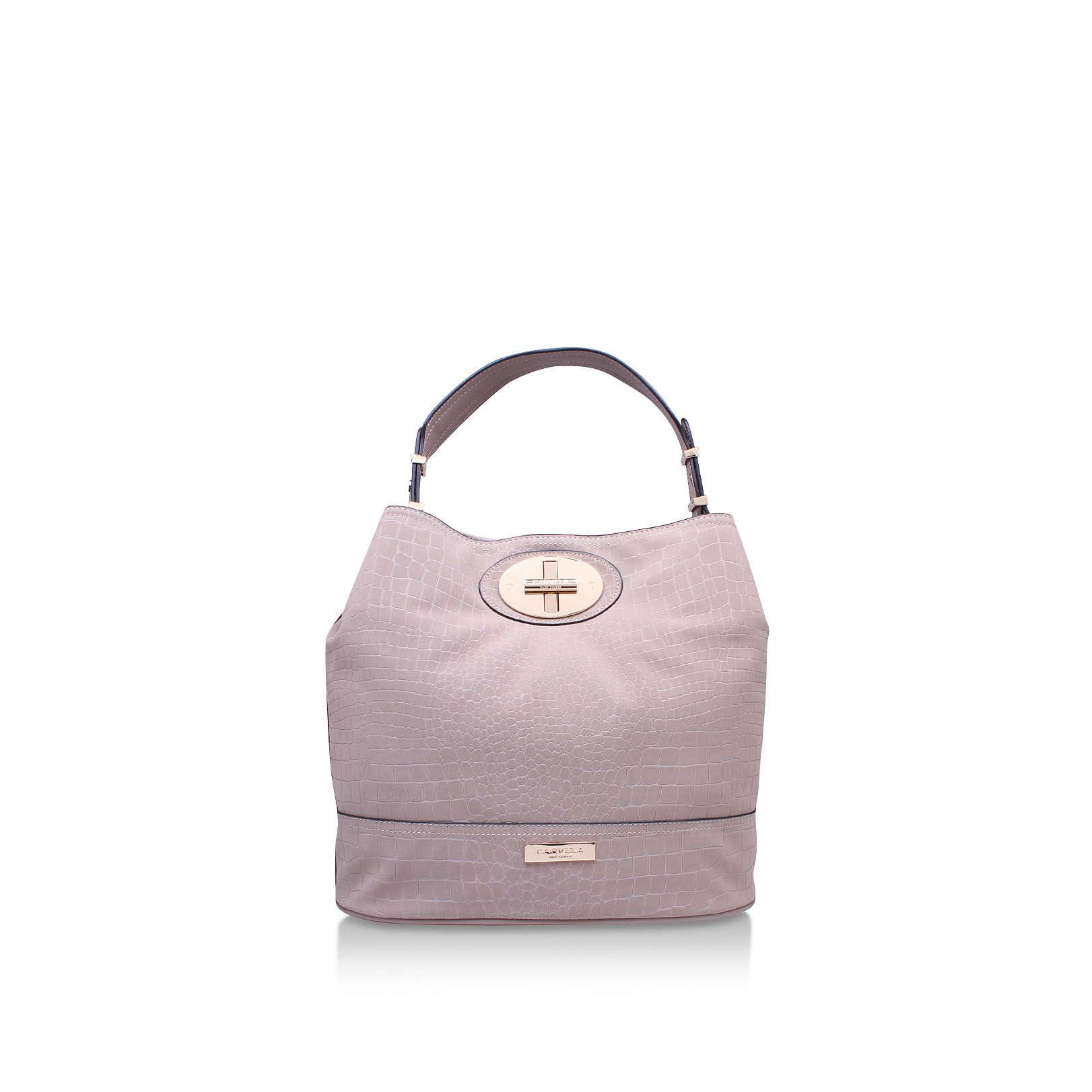 NADIA SLOUCH LOCK BAG
