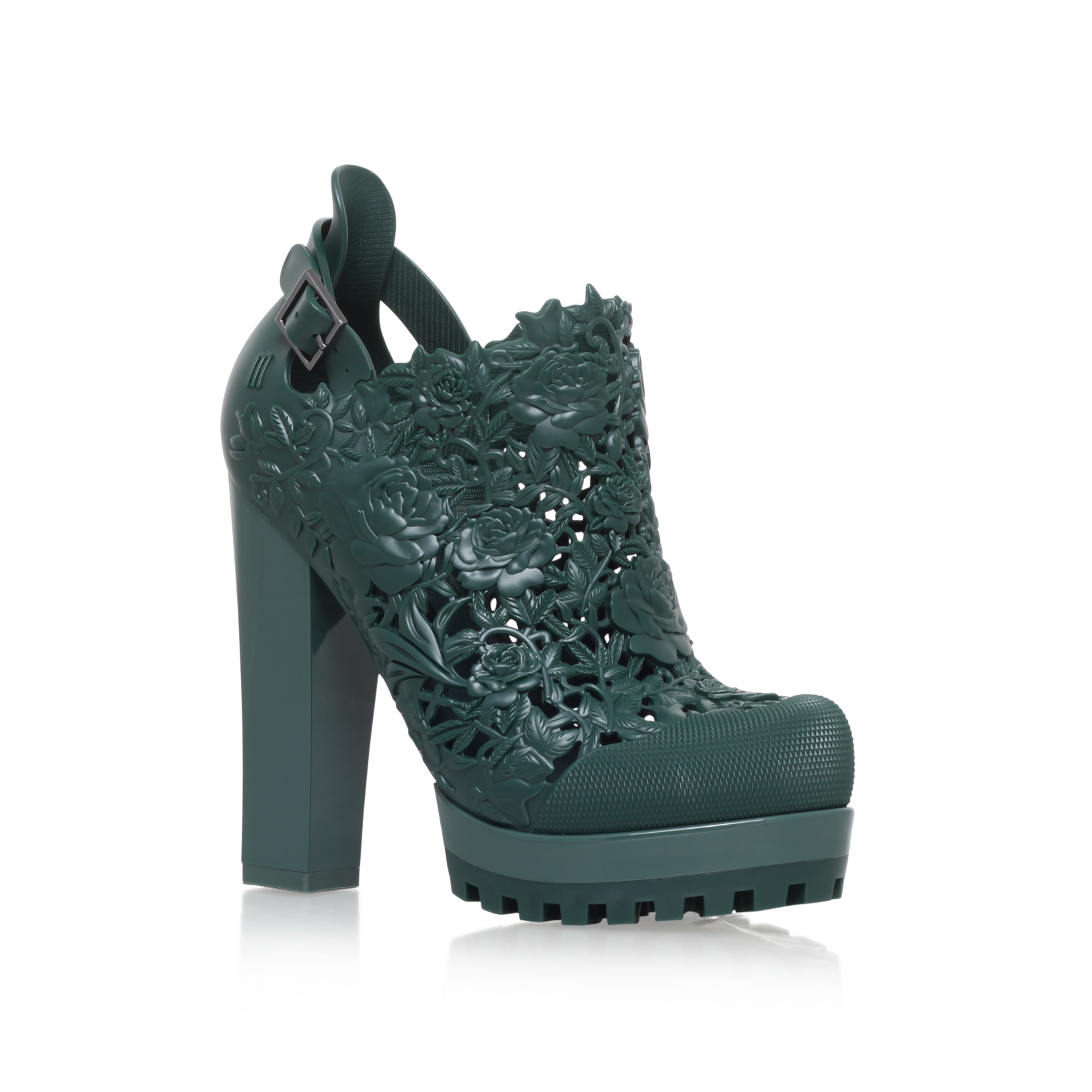 FLOWER FOREST BOOT
