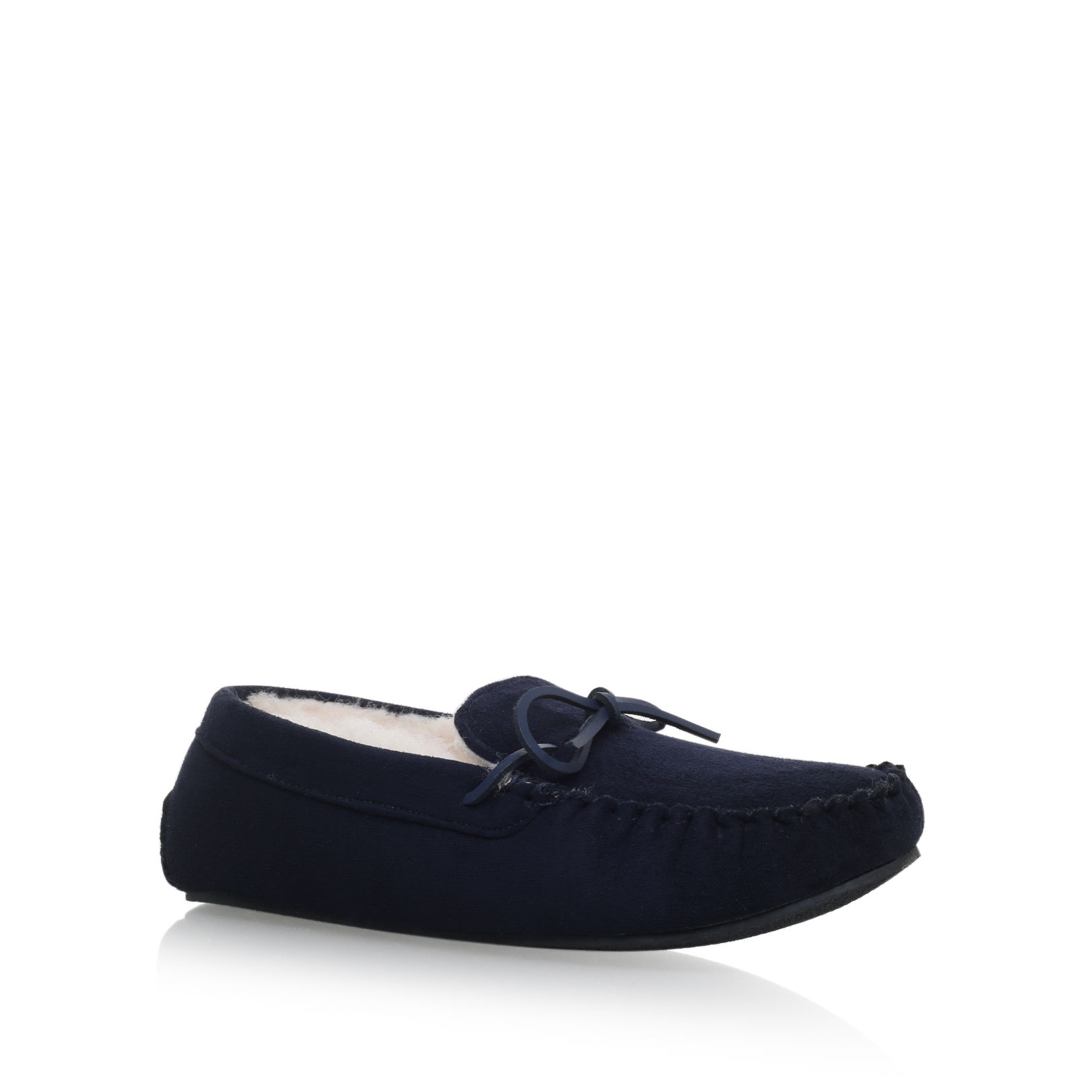 MOCCASIN BOX SLIPPERS