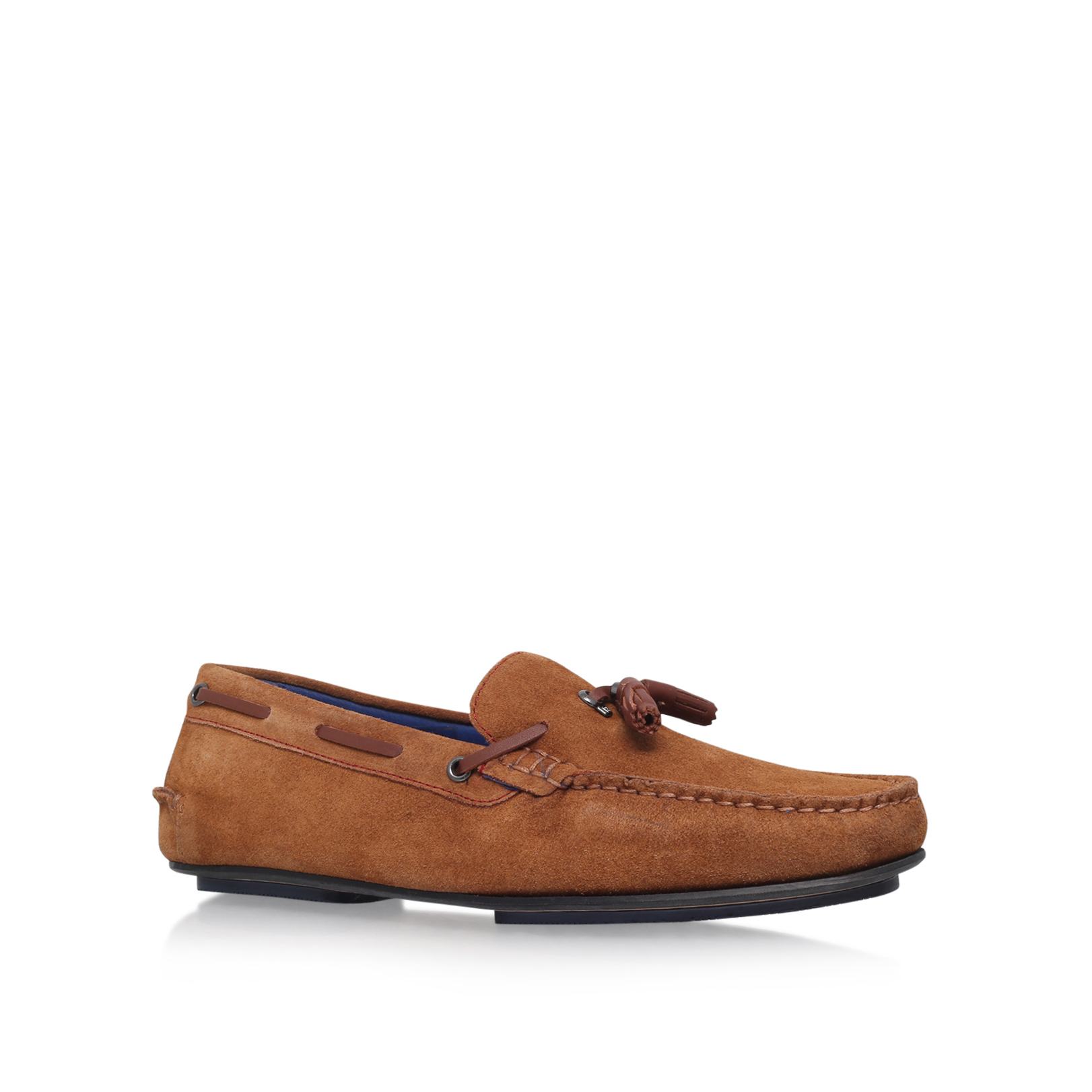 TASSLE FRONT LOAFER