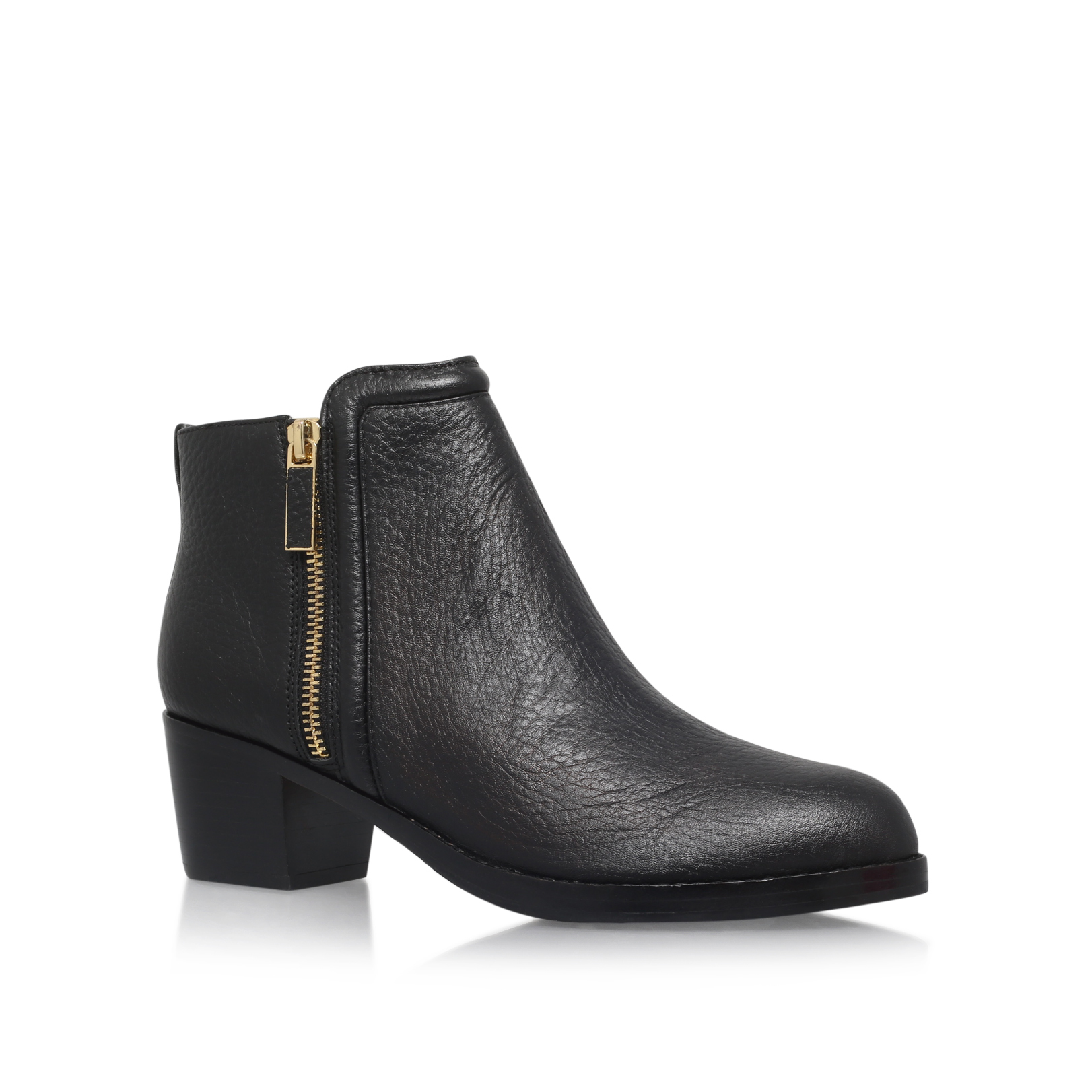 MID HEEL ANKLE BOOT