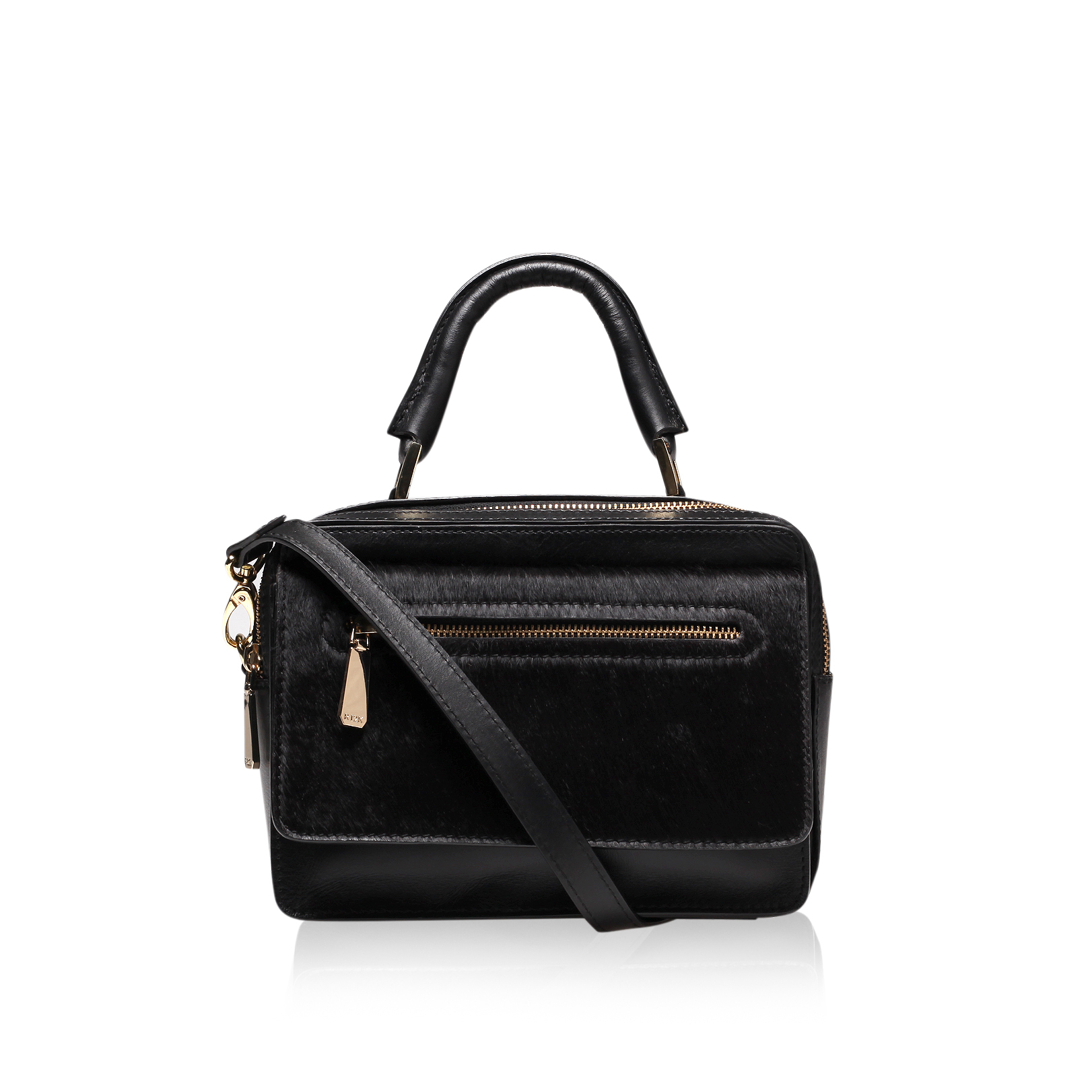 HOLLOWAY LEATHER BAG