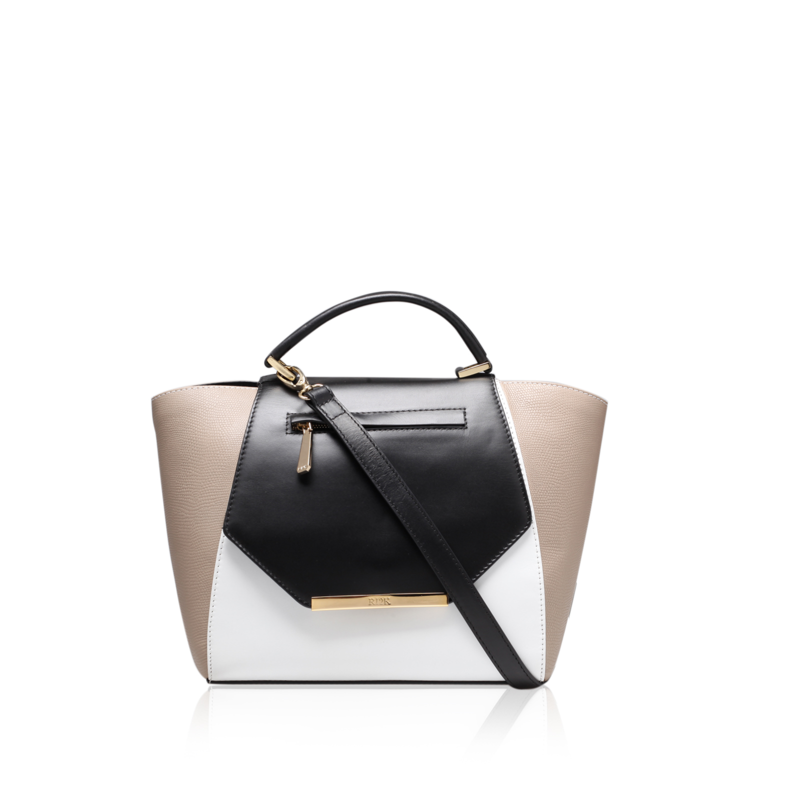 ISABELLA LEATHER TOTE