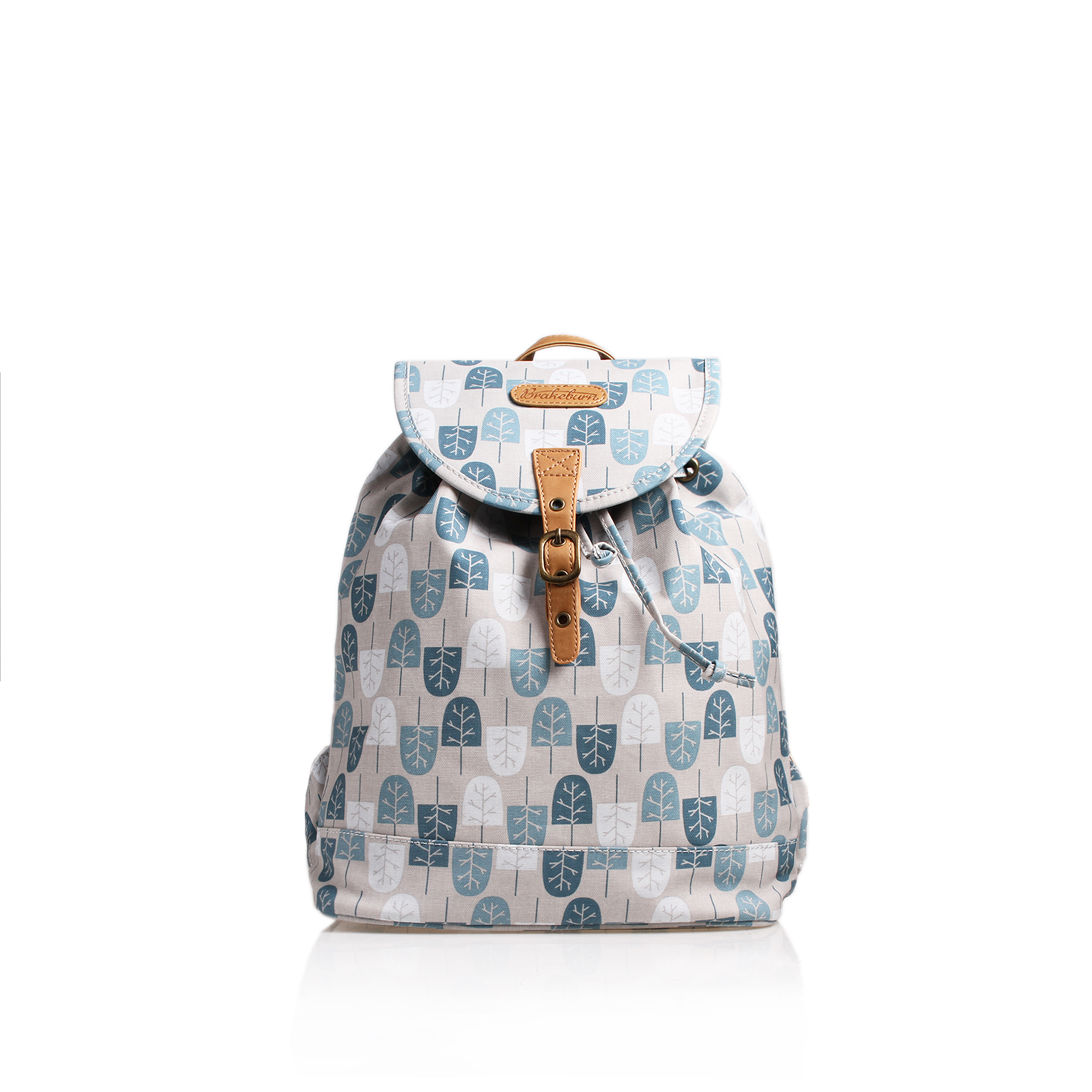 ABSTRACT TREES RUCKSACK